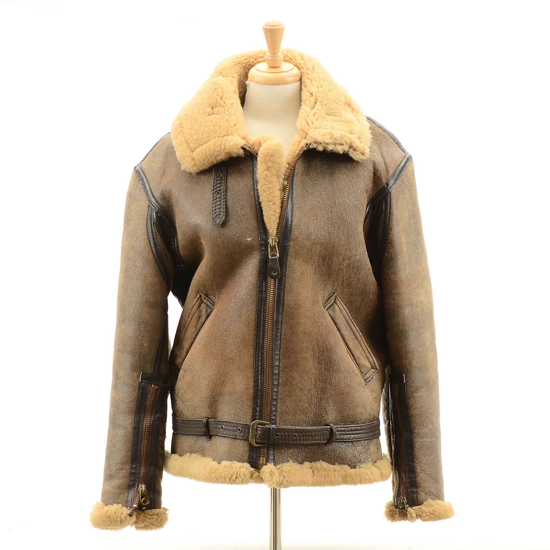 Men's Vintage Avirex Flight Jacket