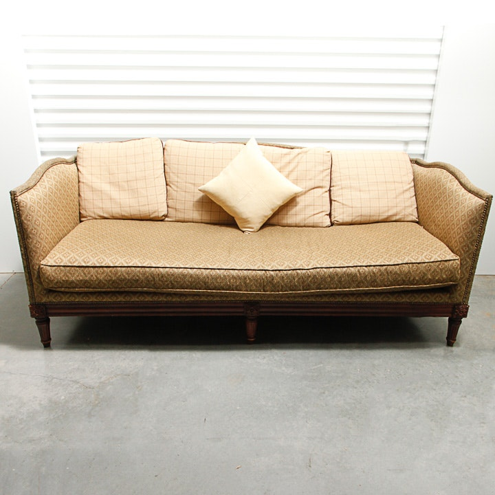 Louis XVI Style Sofa by Lillian August