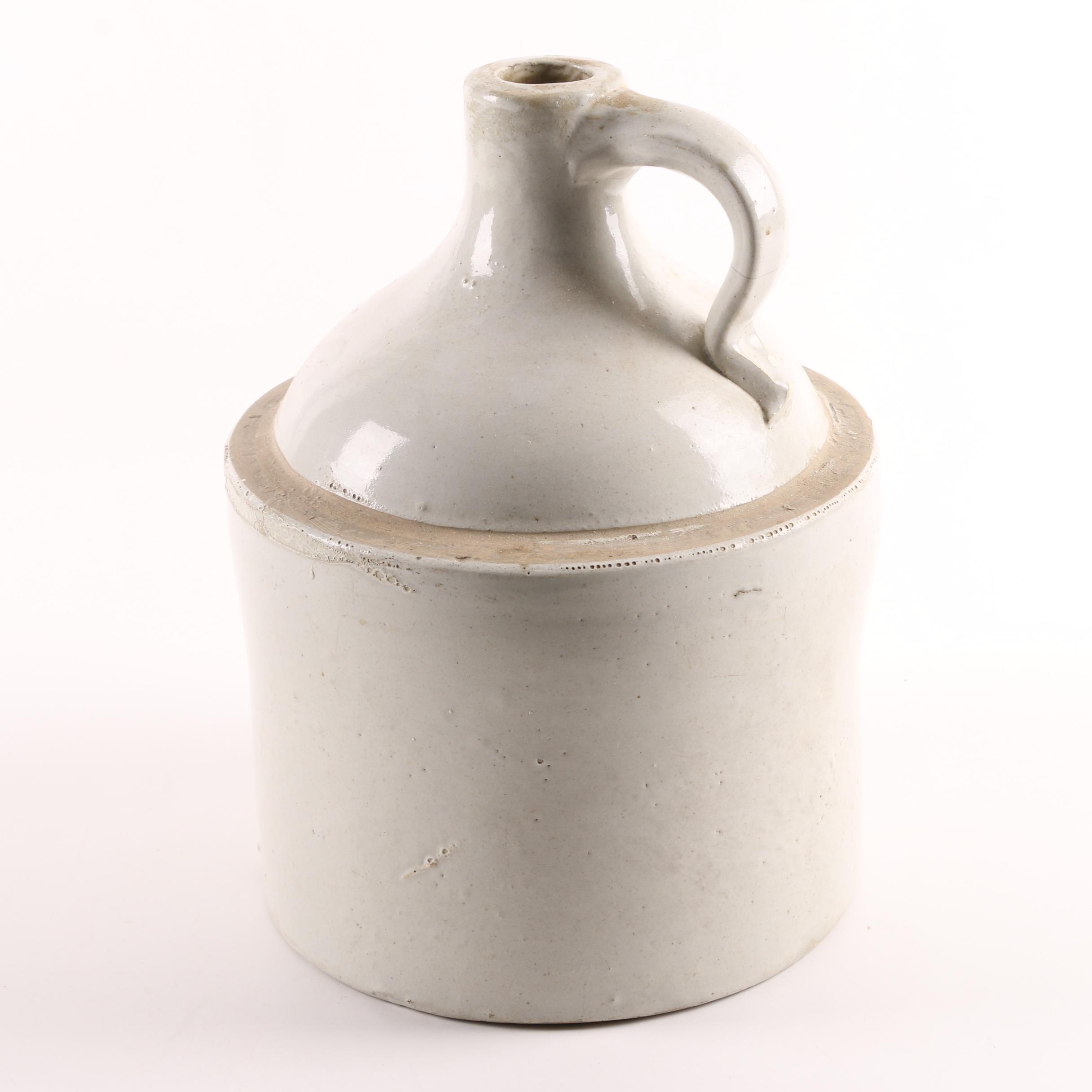 Vintage Stoneware Jug