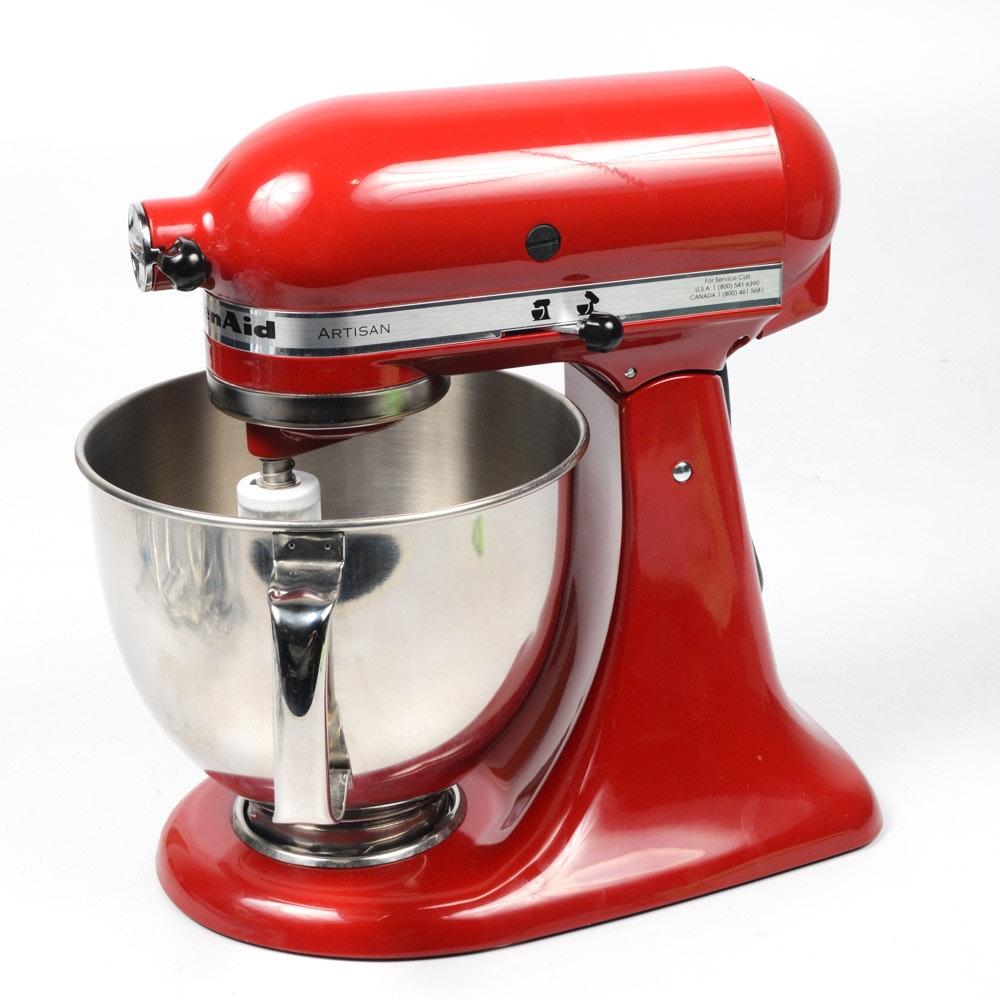 KitchenAid Artisan Tilt Head Stand Mixer