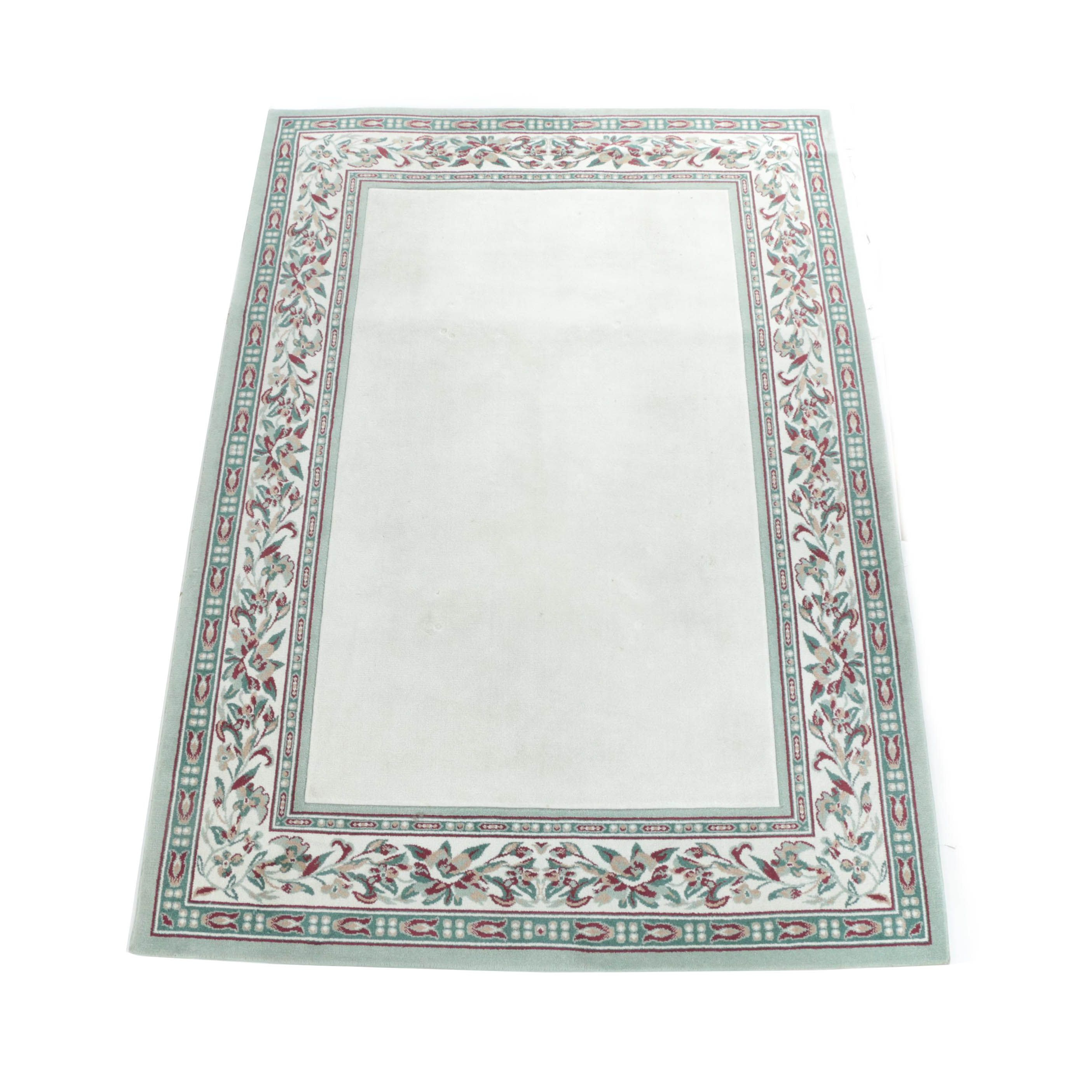 "Power-Loomed ""Chateau Collection"" Area Rug by The Craftsmen of the Heritage Rug"