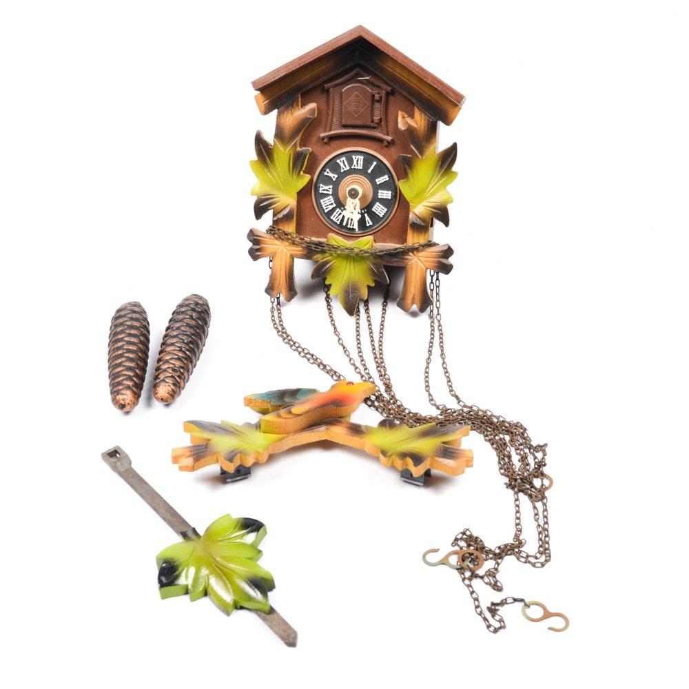 West German Cuckoo Clock