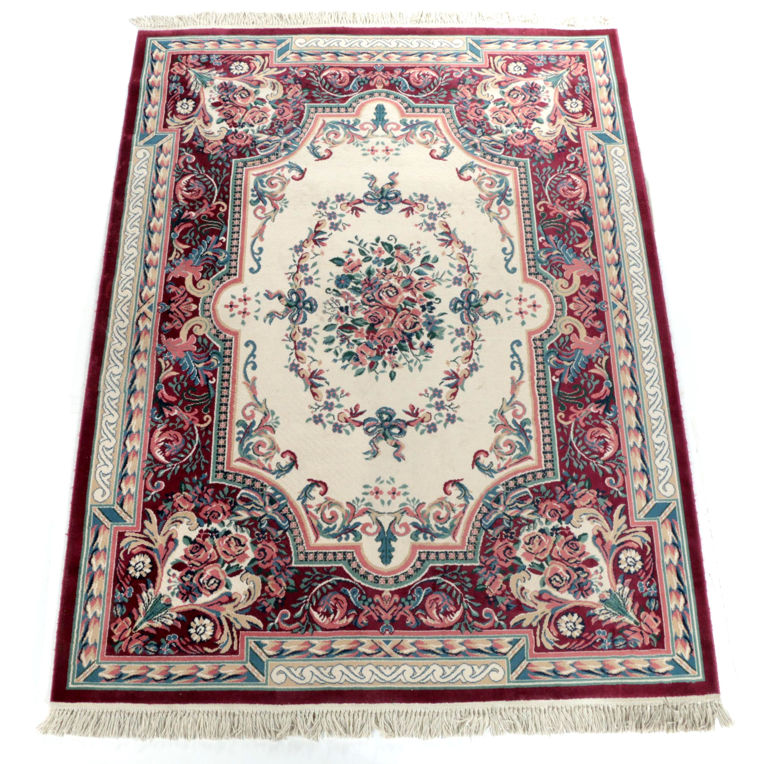 Power-Loomed Home Expressions Area Rug