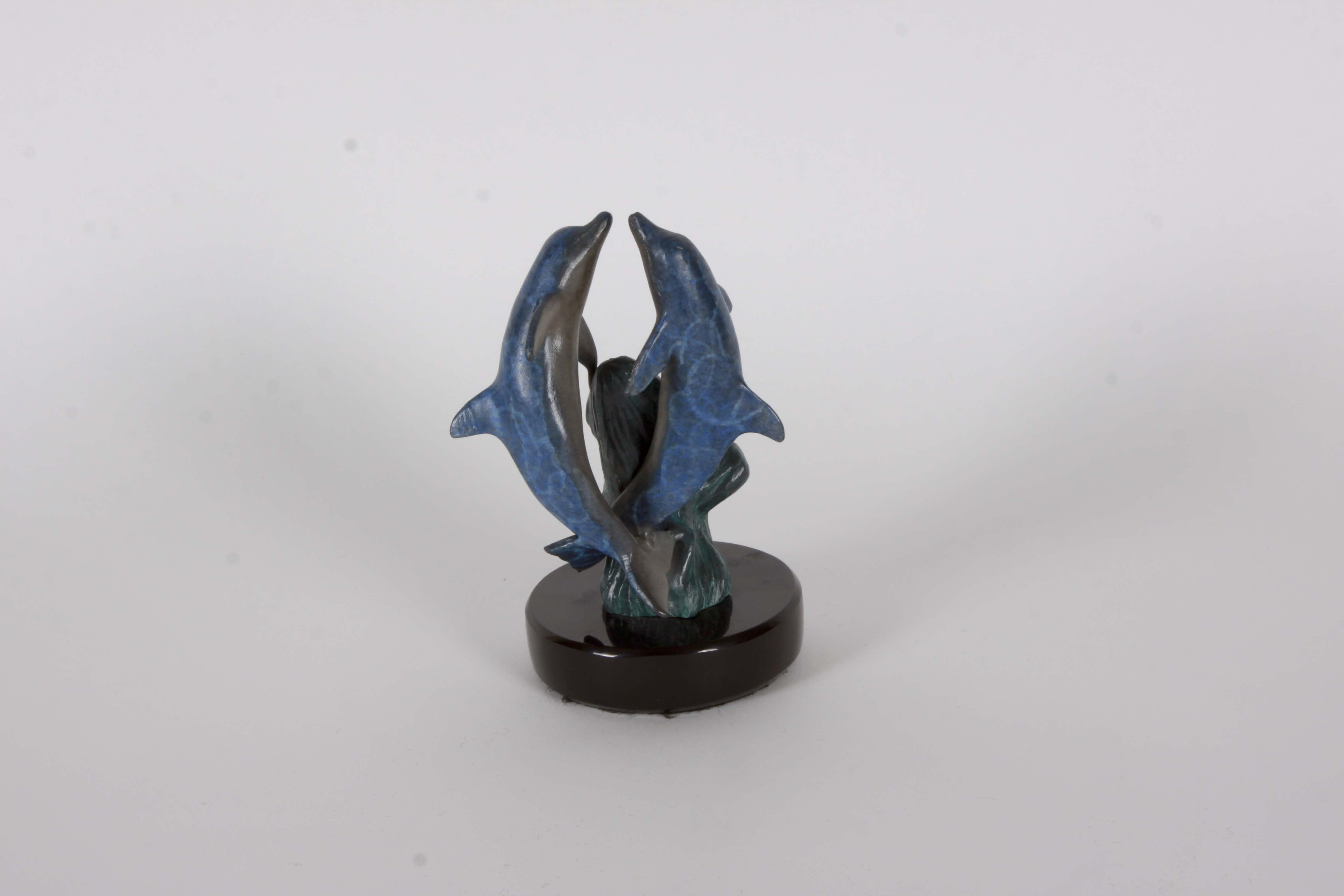 Robert Wyland Signed Bronze Sculpture