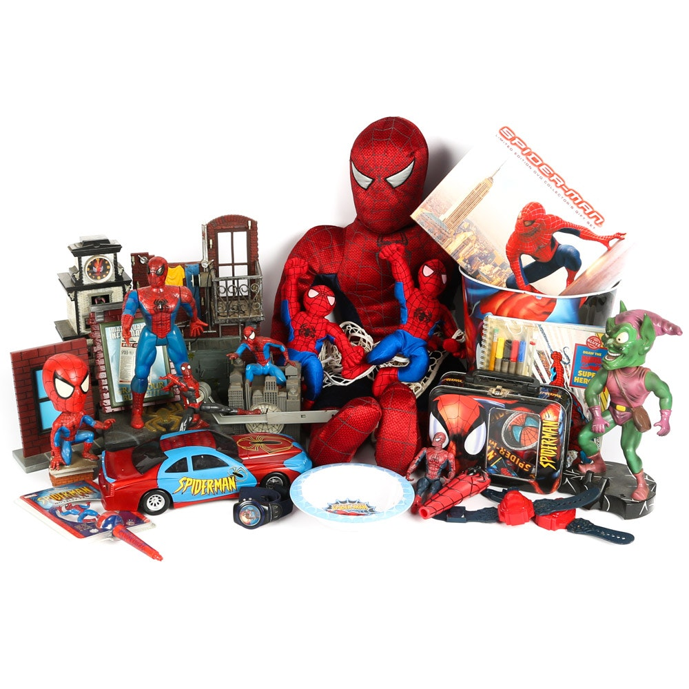 Spider-Man Collector's Grouping