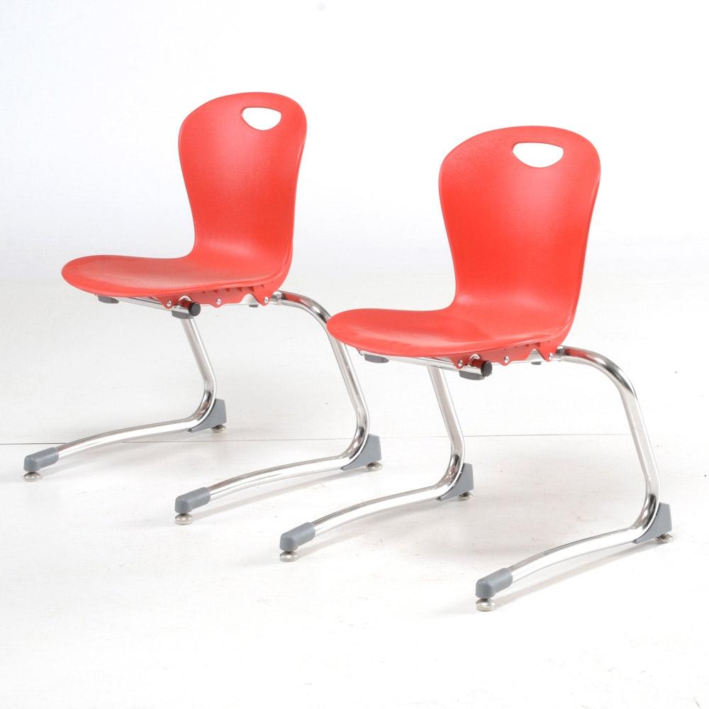 """Pair of Children's """"Zuma"""" Chairs"""