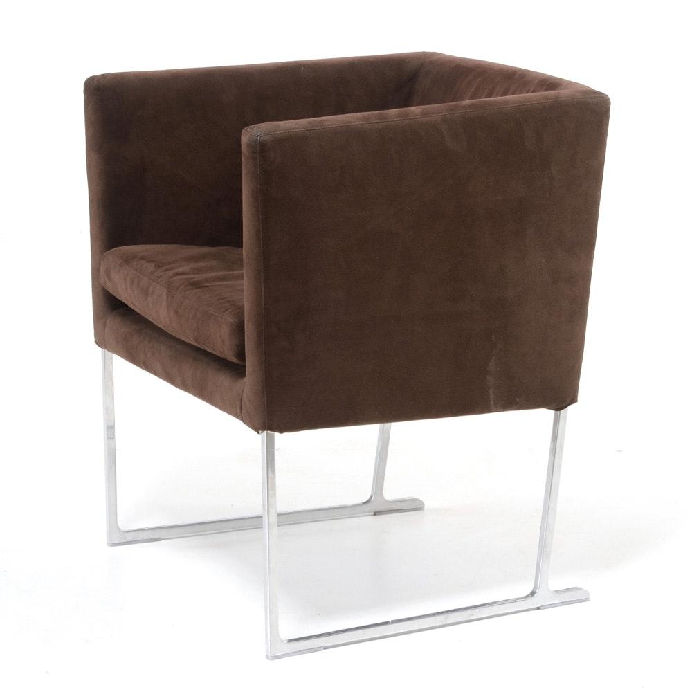 B and B Italia Mid Century Modern Style Arm Chair