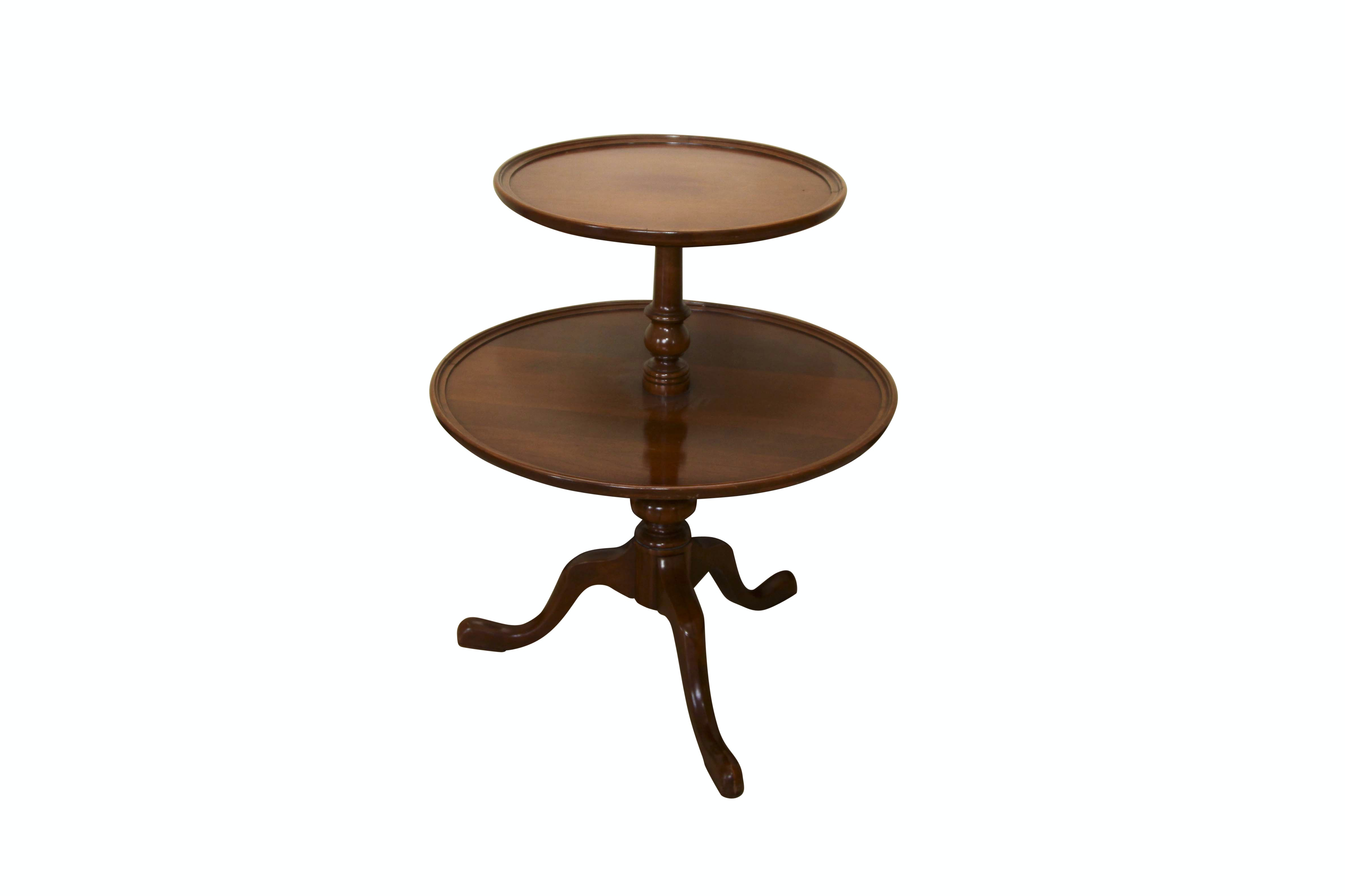 Vintage Wooden Tiered table