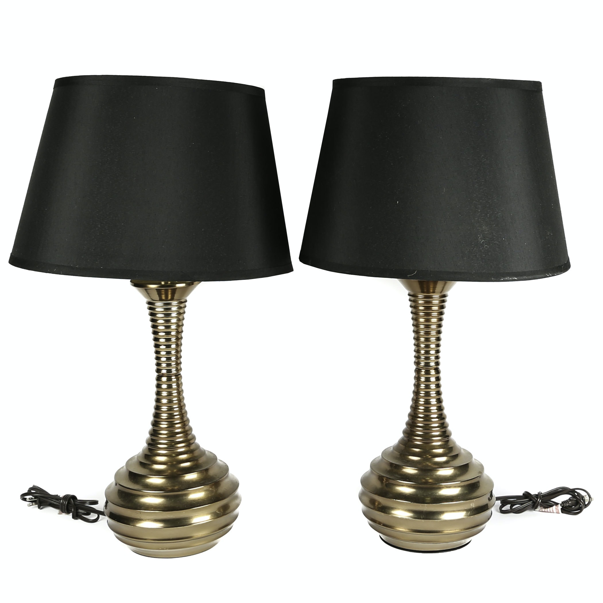 Mid Century Modern Style Table Lamps