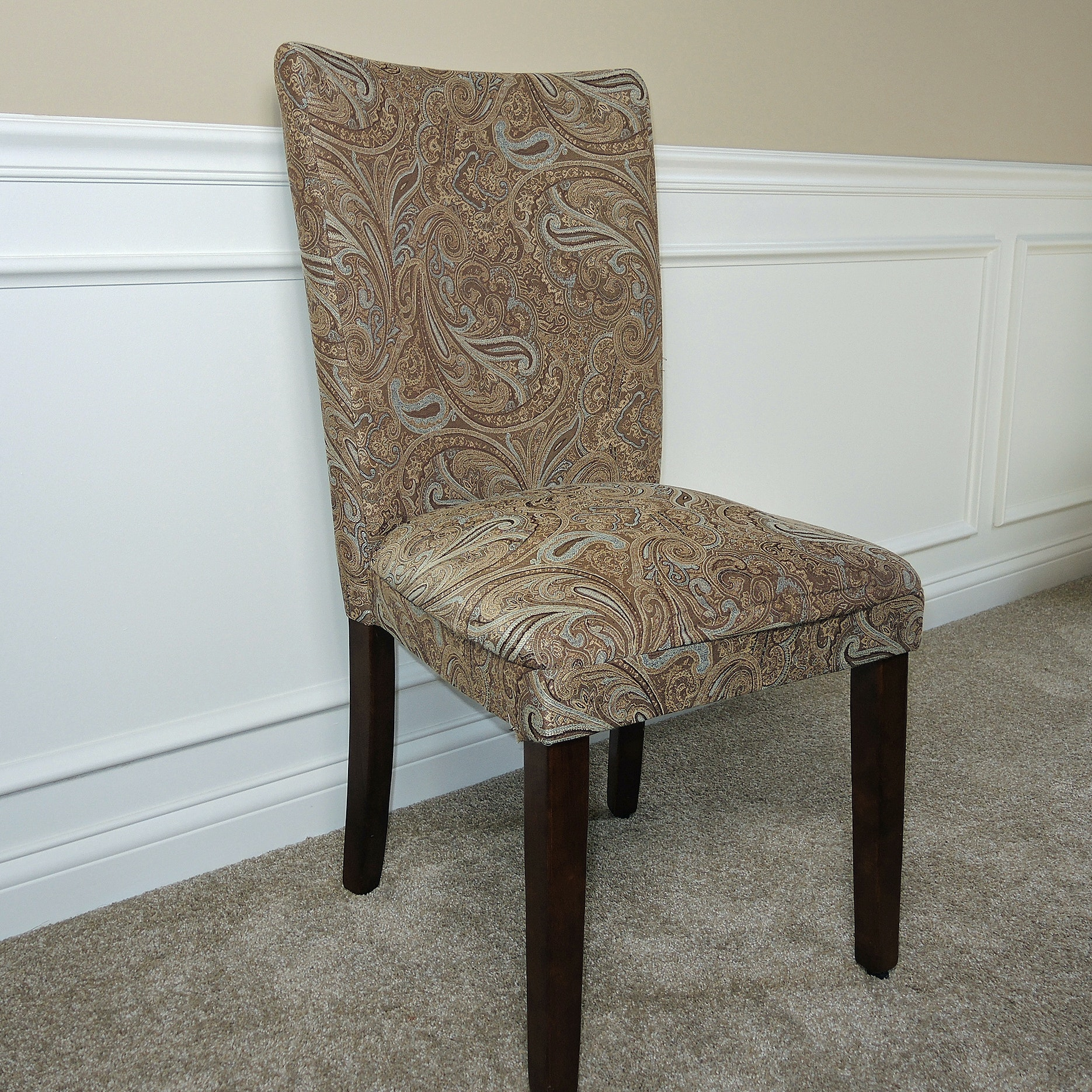 Paisley Side Chair