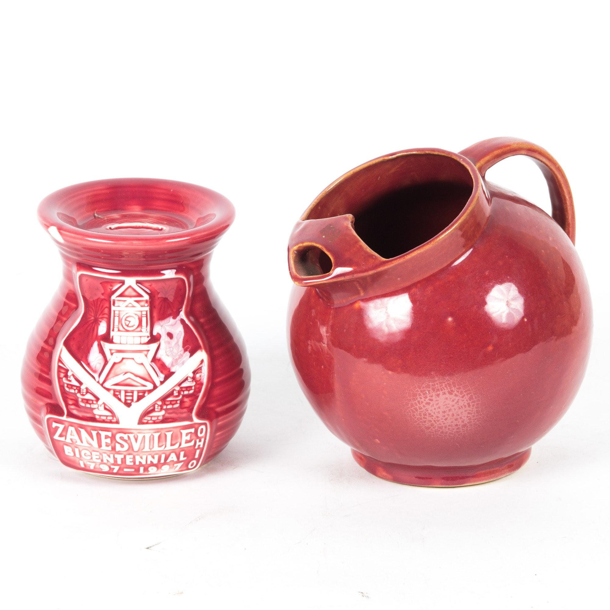 Art Pottery Including McCoy Pottery