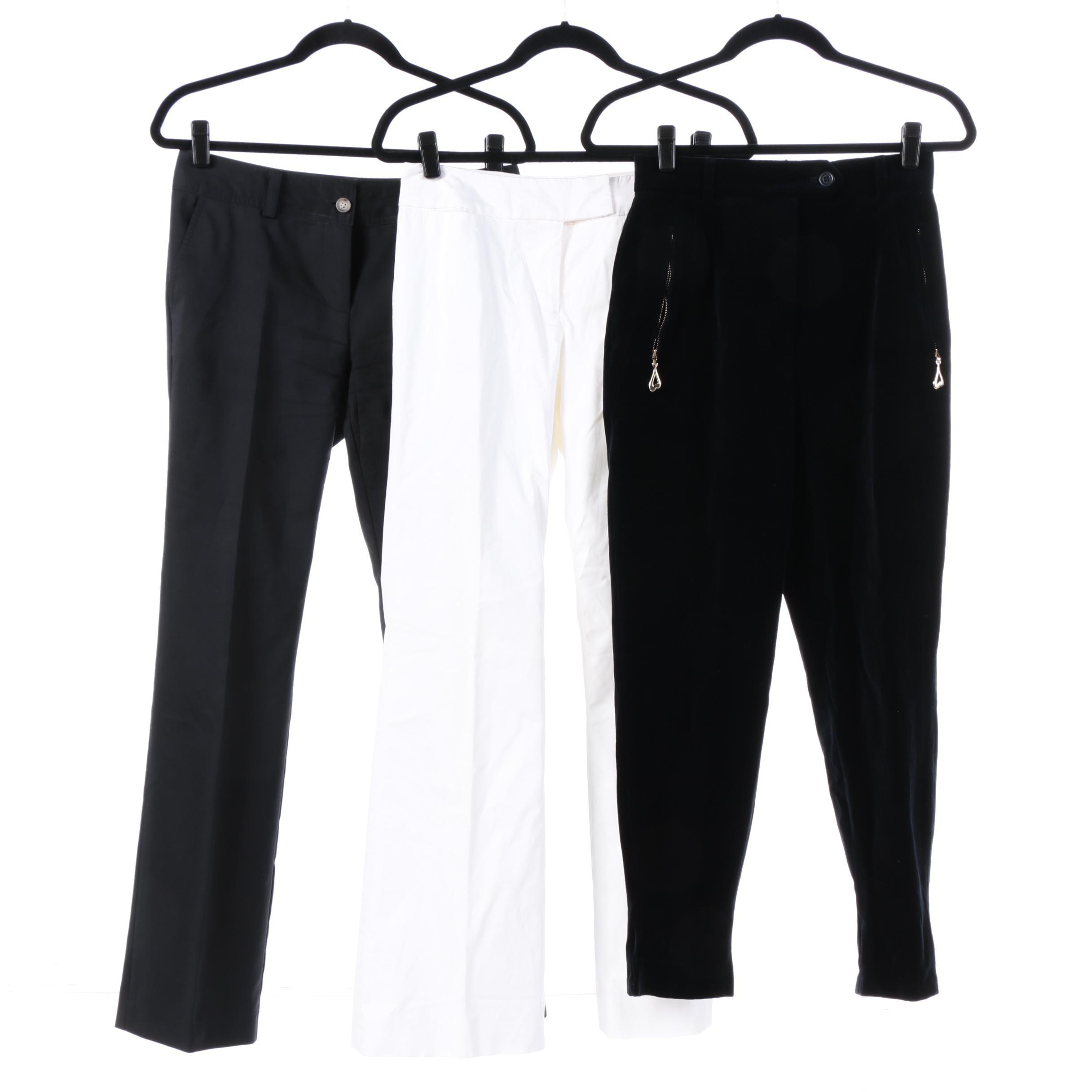 Women's Pants Including Escada Margaretha Ley