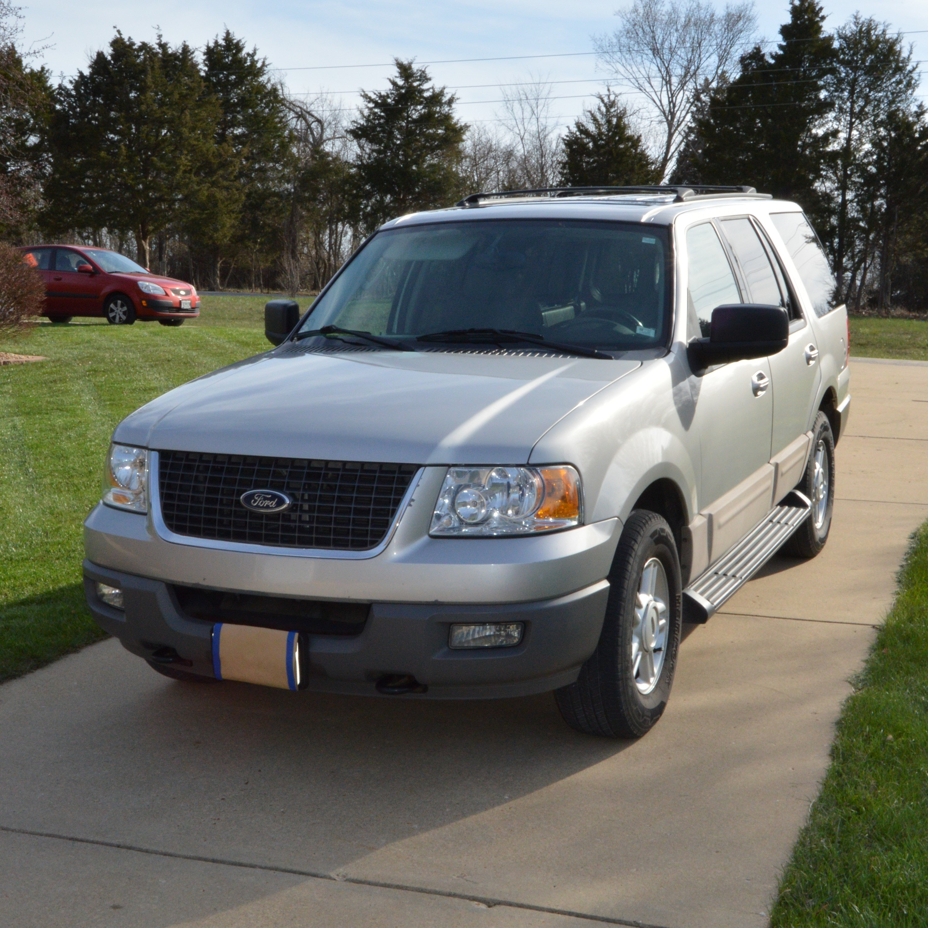 2003 Ford Expedition XLT Premium 4.6L 4WD Sport Utility Vehicle