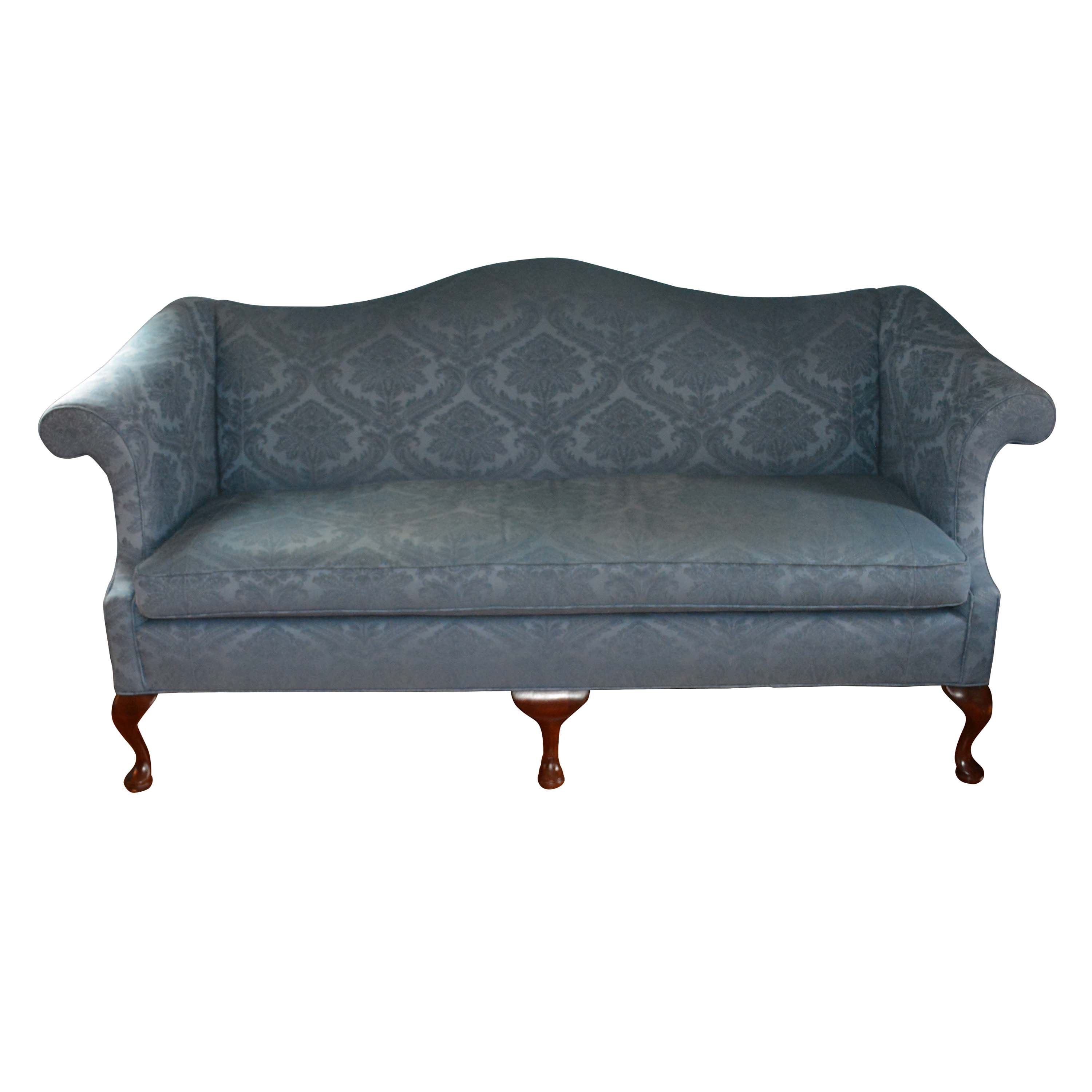 Queen Anne Style Sofa by Pennsylvania House