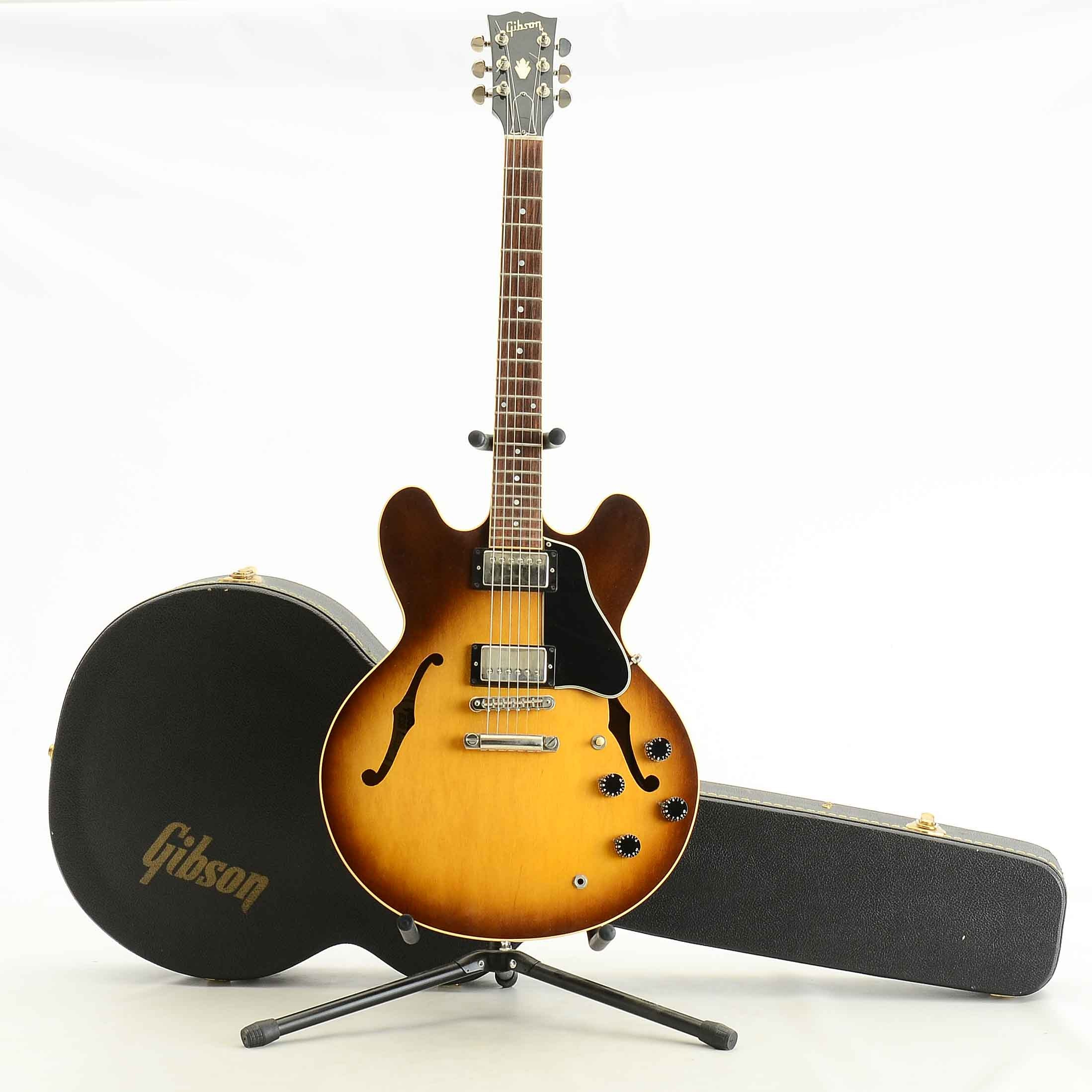 1987 Gibson ES335 Dot Electric Guitar with Case