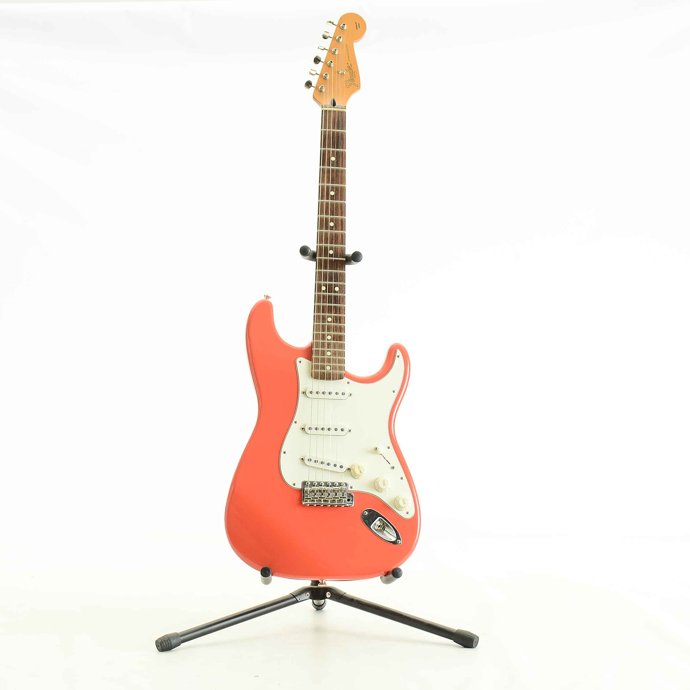 Fender California Stratocaster with Gig Bag