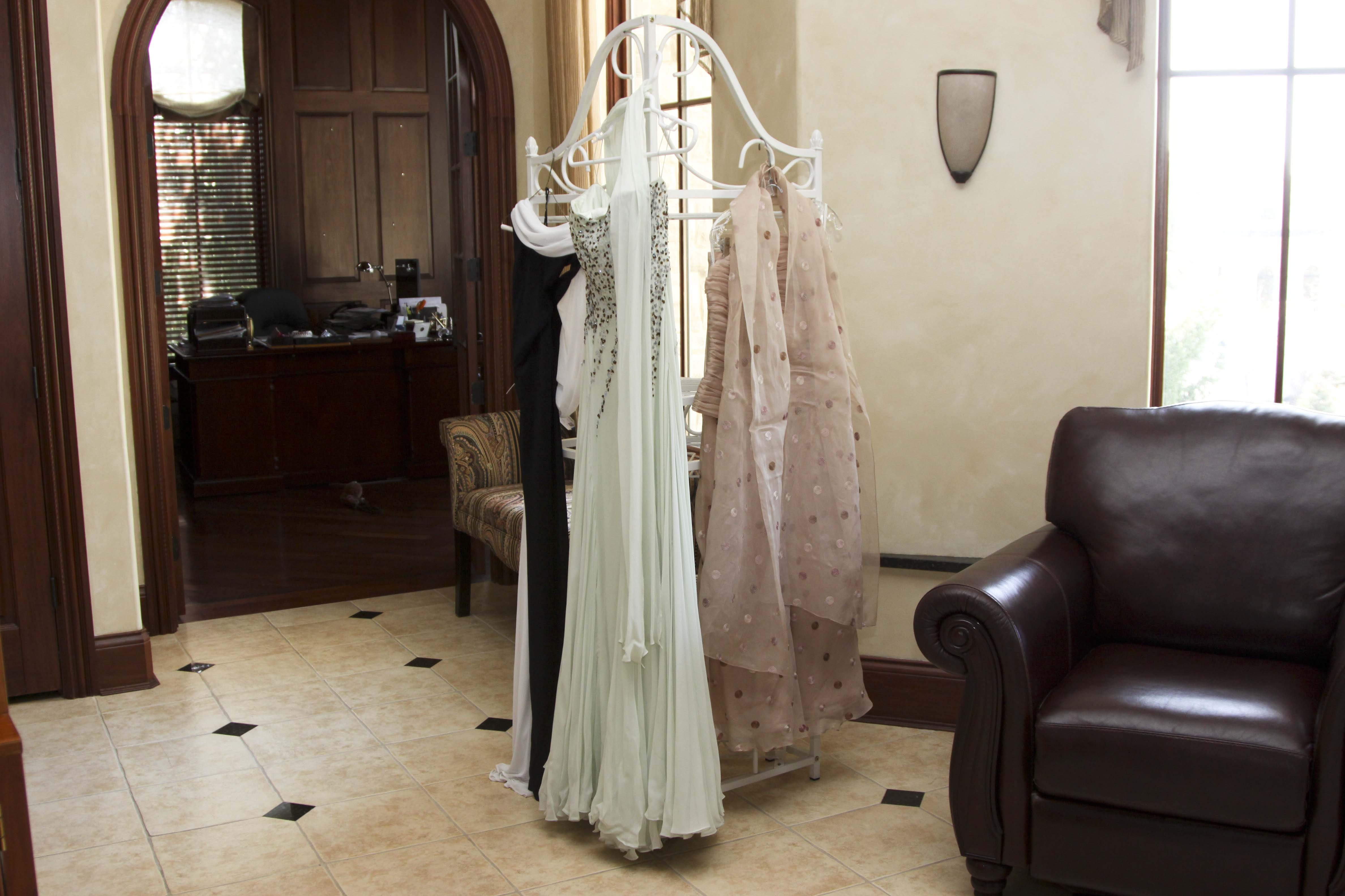 Collection of Evening Dresses