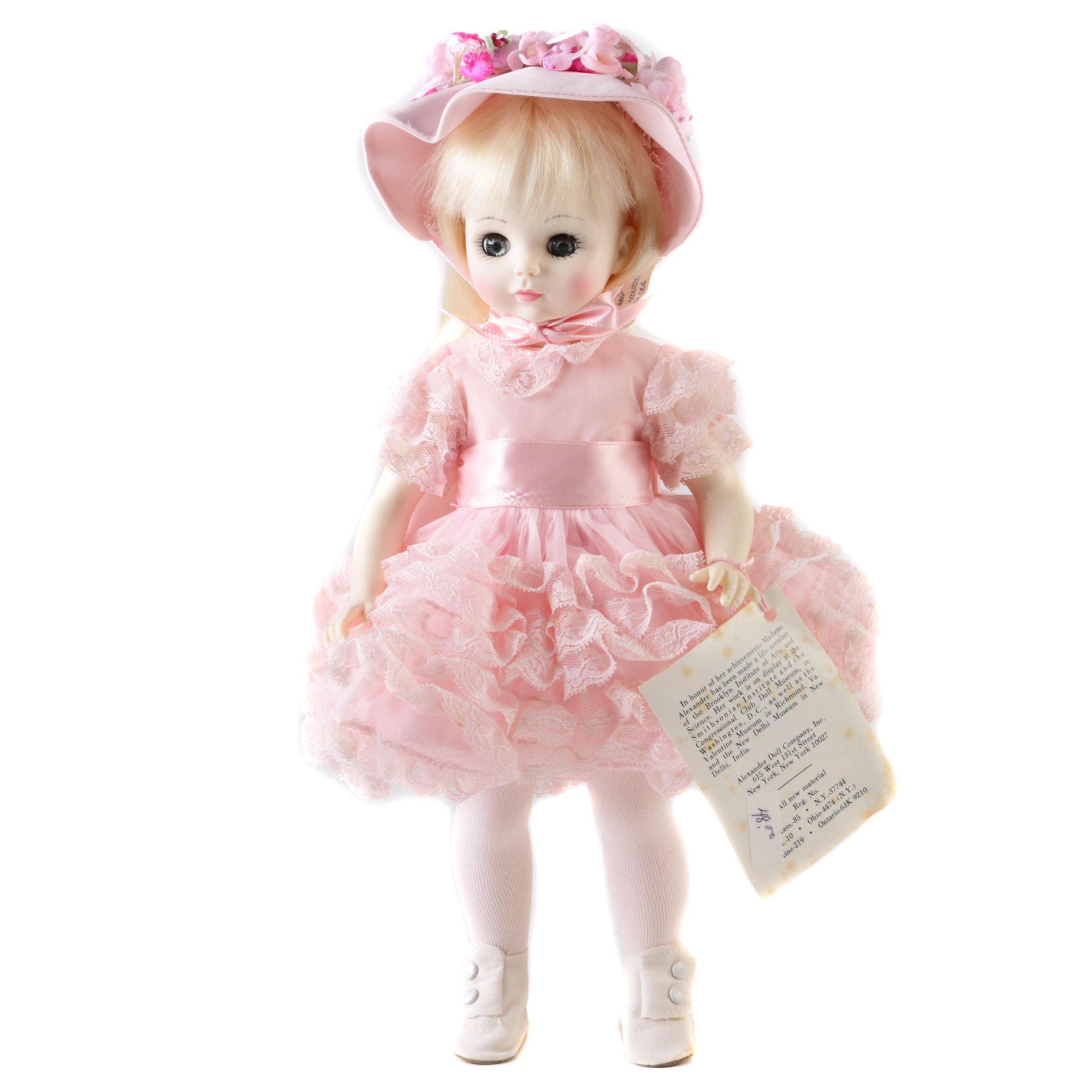 """Madame Alexander """"Portrait Children Renoir"""" Doll"""