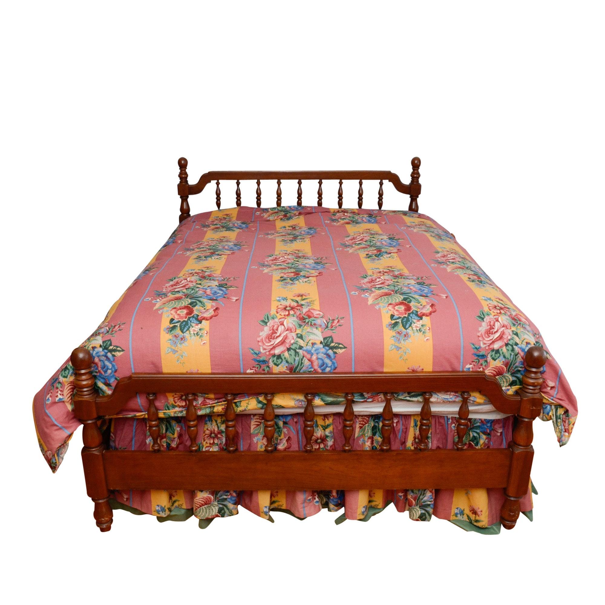 Vintage Queen Size Bed Frame