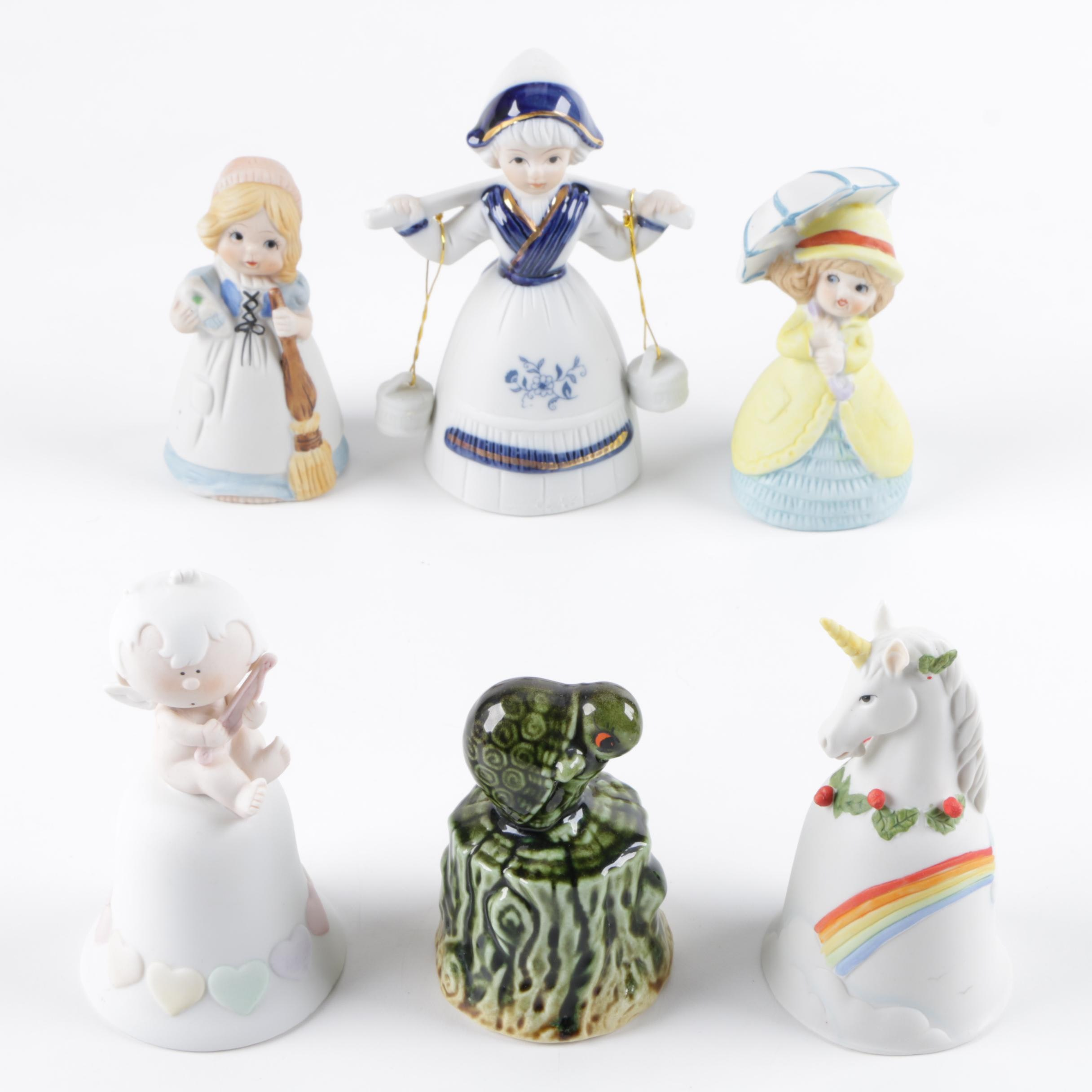Porcelain Bell Figurines
