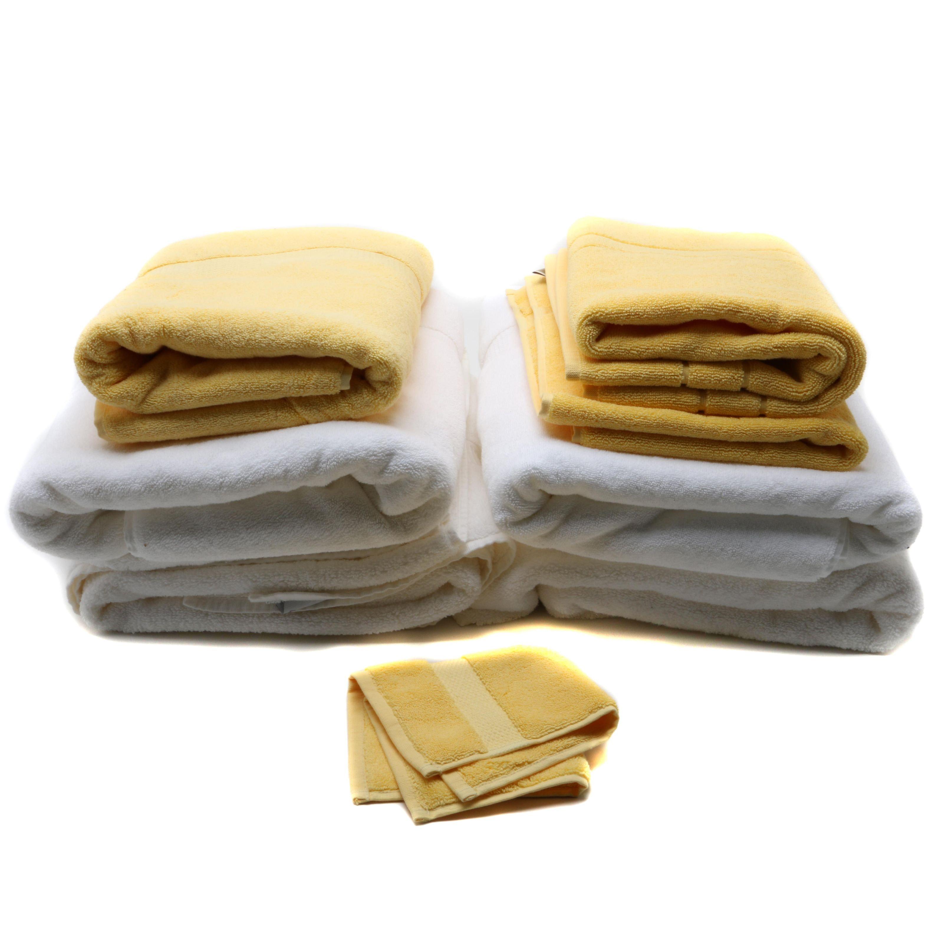 Bath Towels Featuring Restoration Hardware