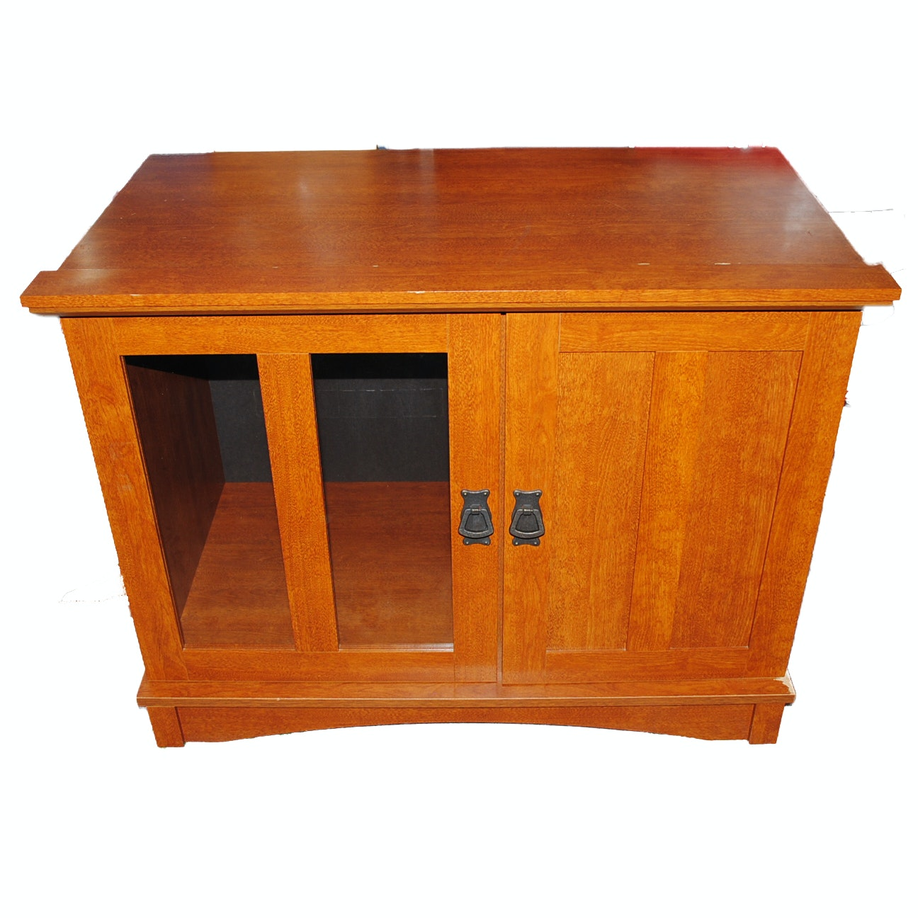 Traditional Style Media Cabinet