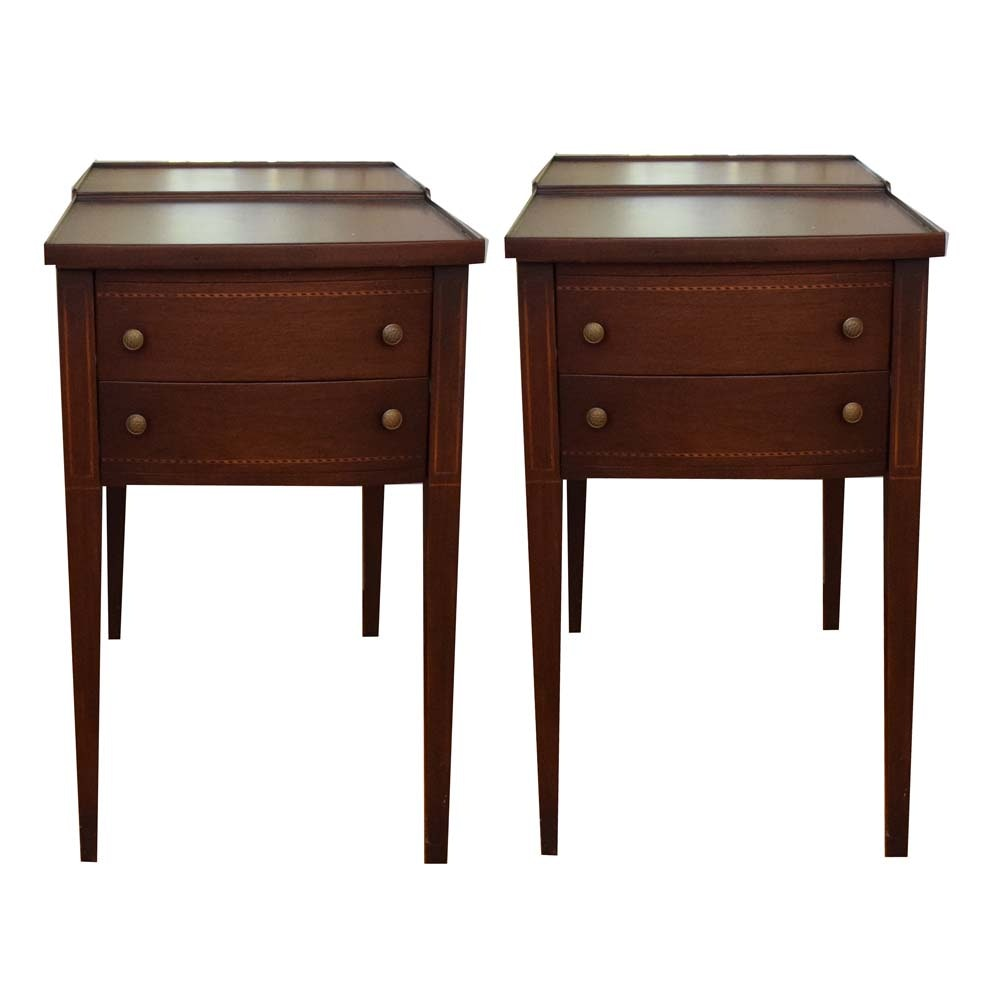 Federal Style End Tables