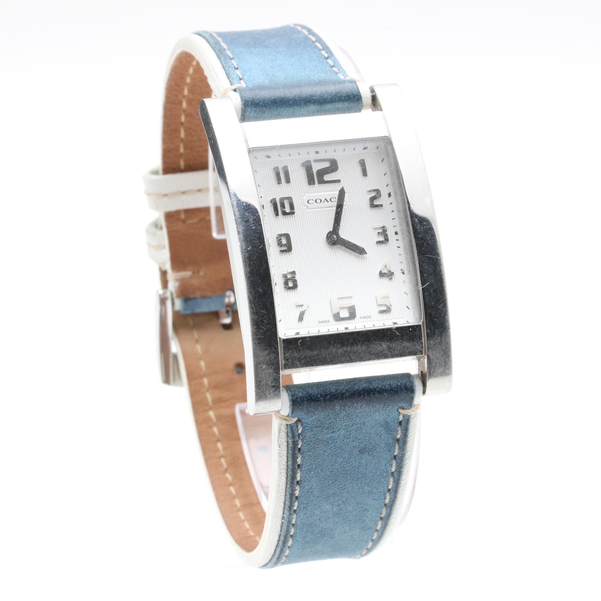 Coach Swiss Made Wristwatch