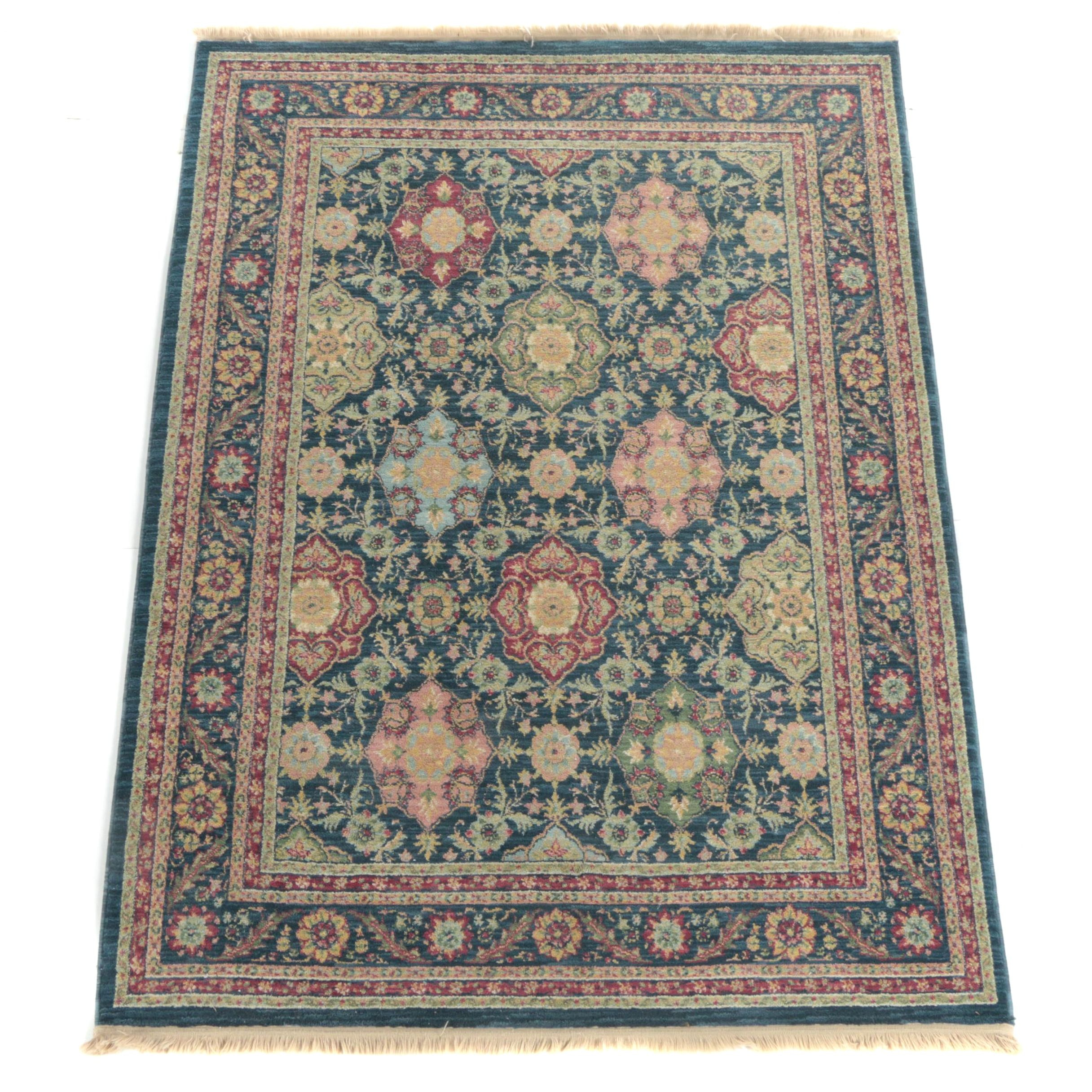 Power-Loomed Persian-Style Area Rug