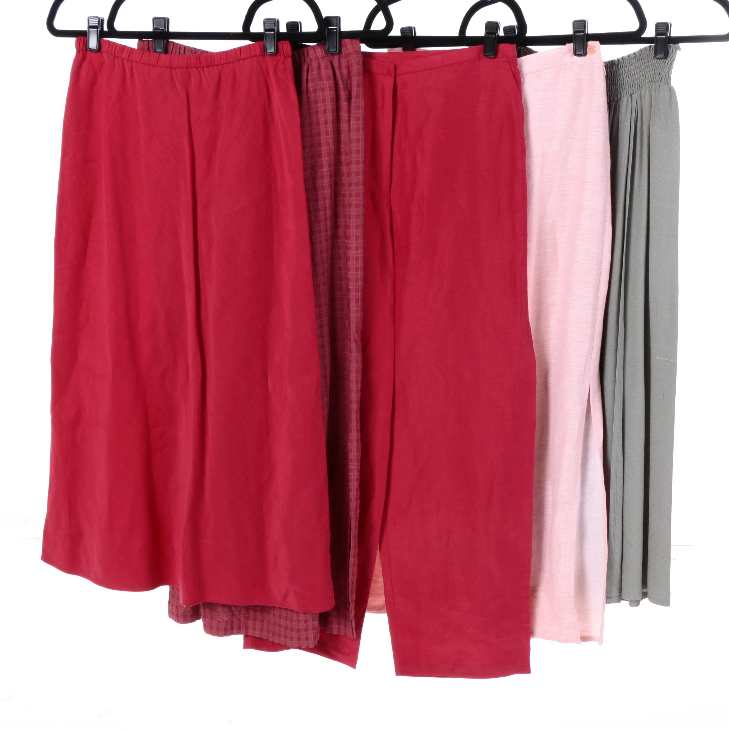 Women's Eileen Fisher Skirts and Pants