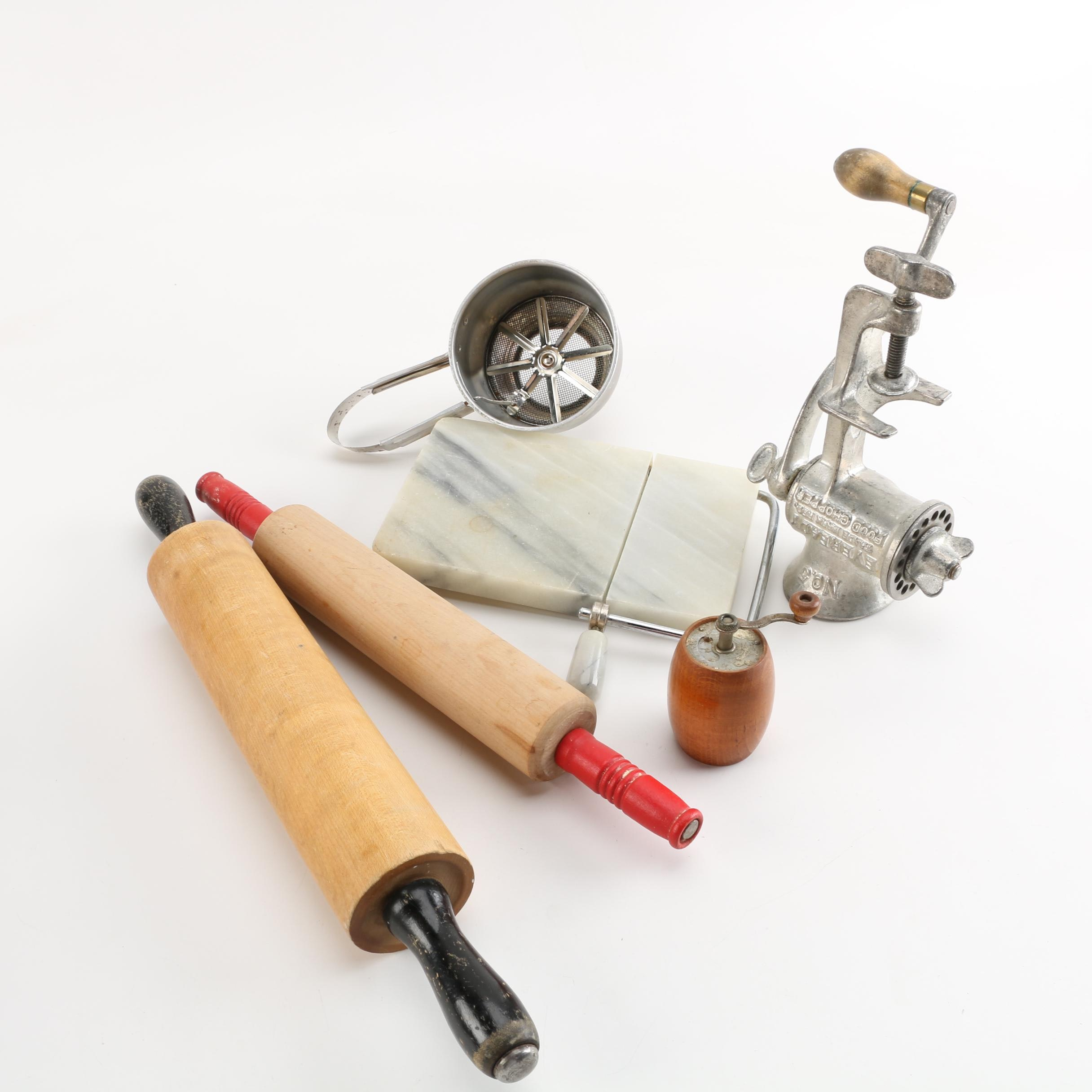 Vintage Kitchen Gadgets And Tools ...