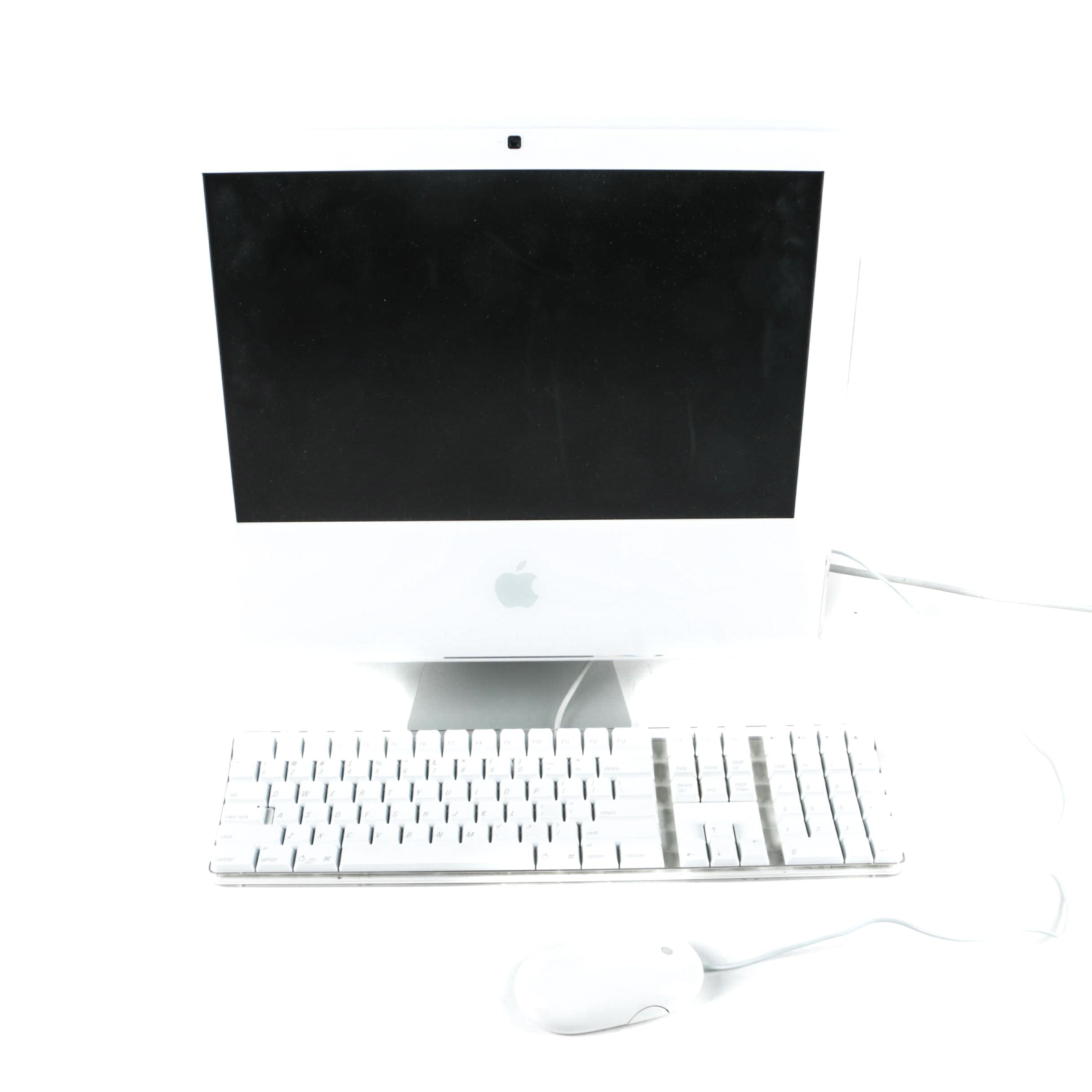 iMac 4.1 Computer with Keyboard And Mouse