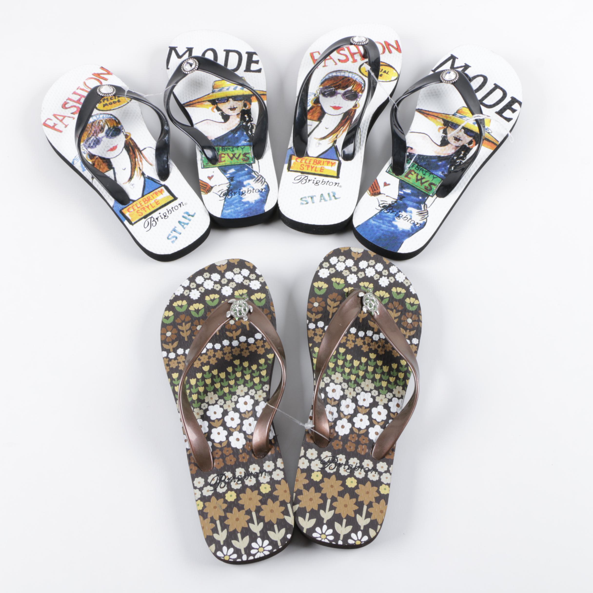 brighton sandals on sale