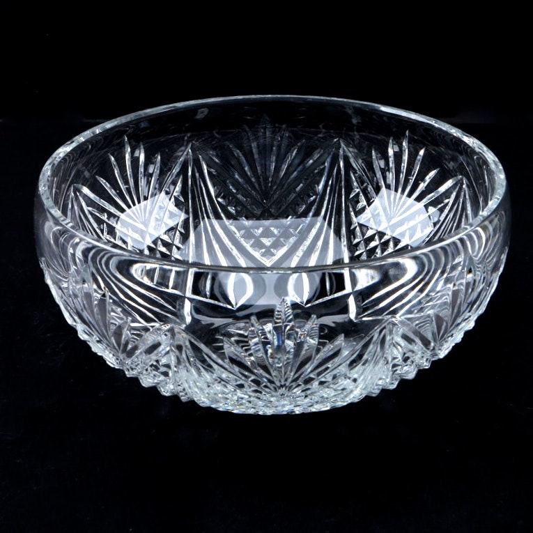 "Waterford Crystal ""Ashgrove"" Bowl"