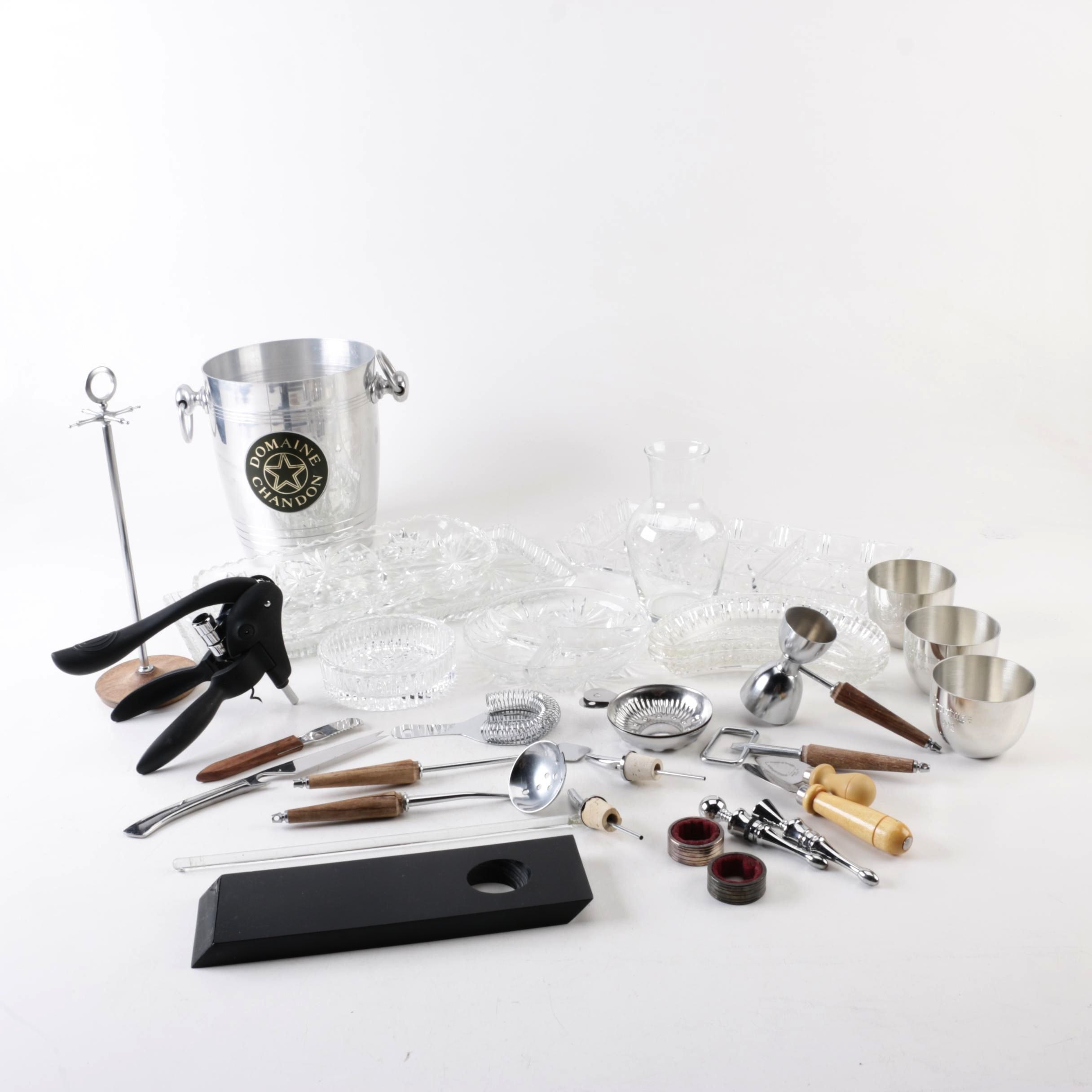 Collection of Barware and Accessories