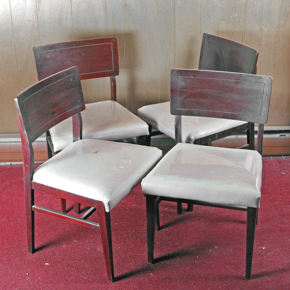 Vintage Broyhill Side Chairs