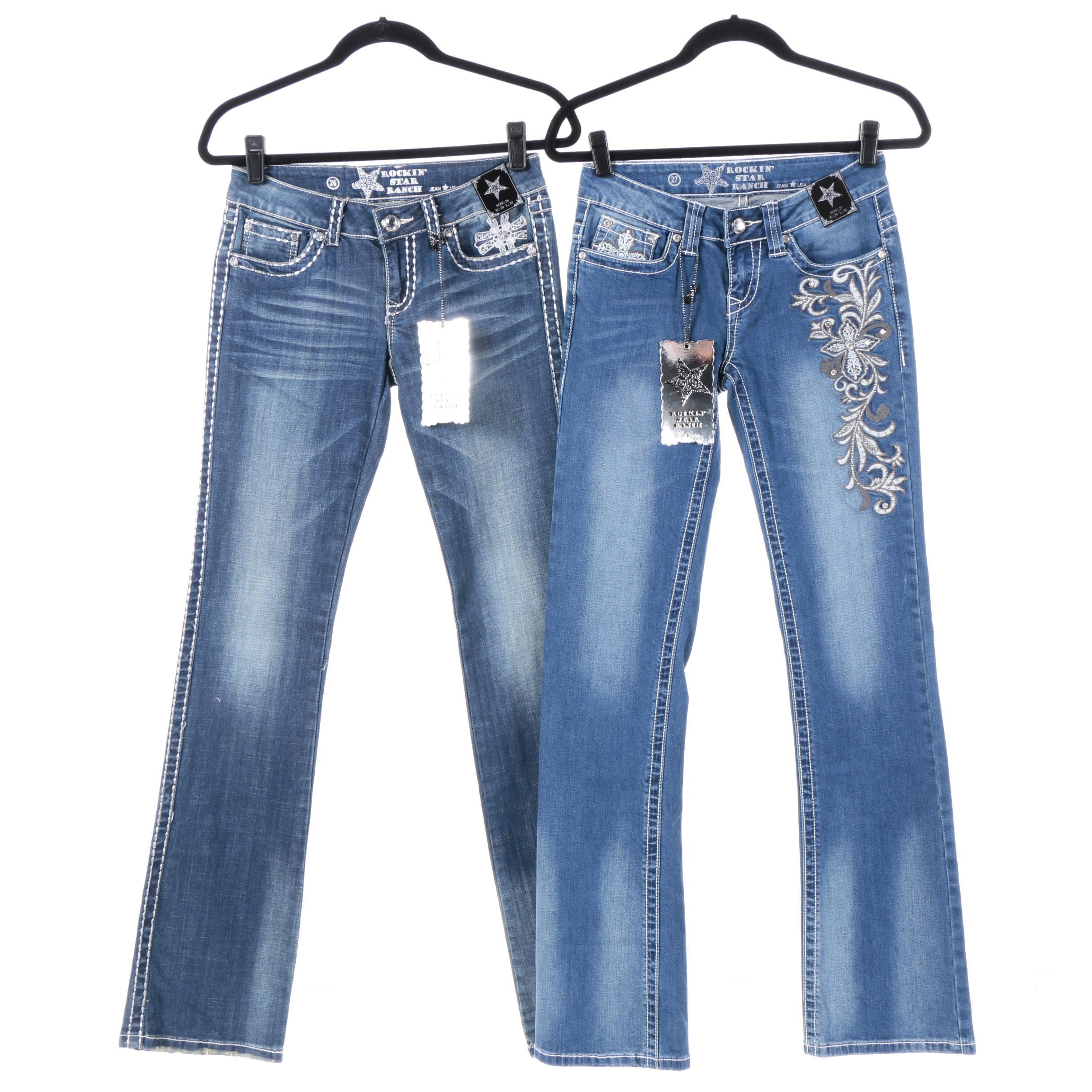 Women's Rockin' Star Ranch Jeans