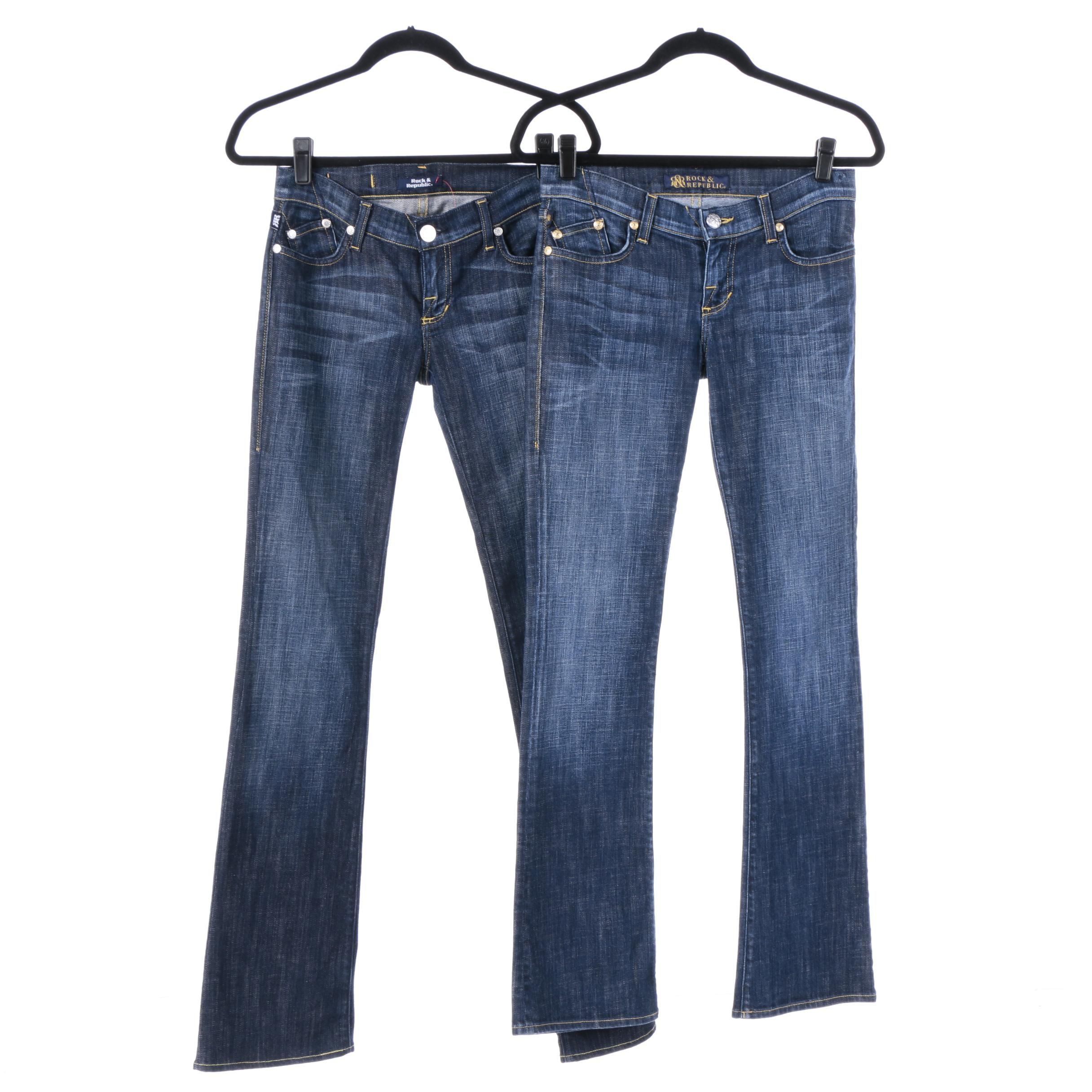 Women's Rock & Republic Jeans