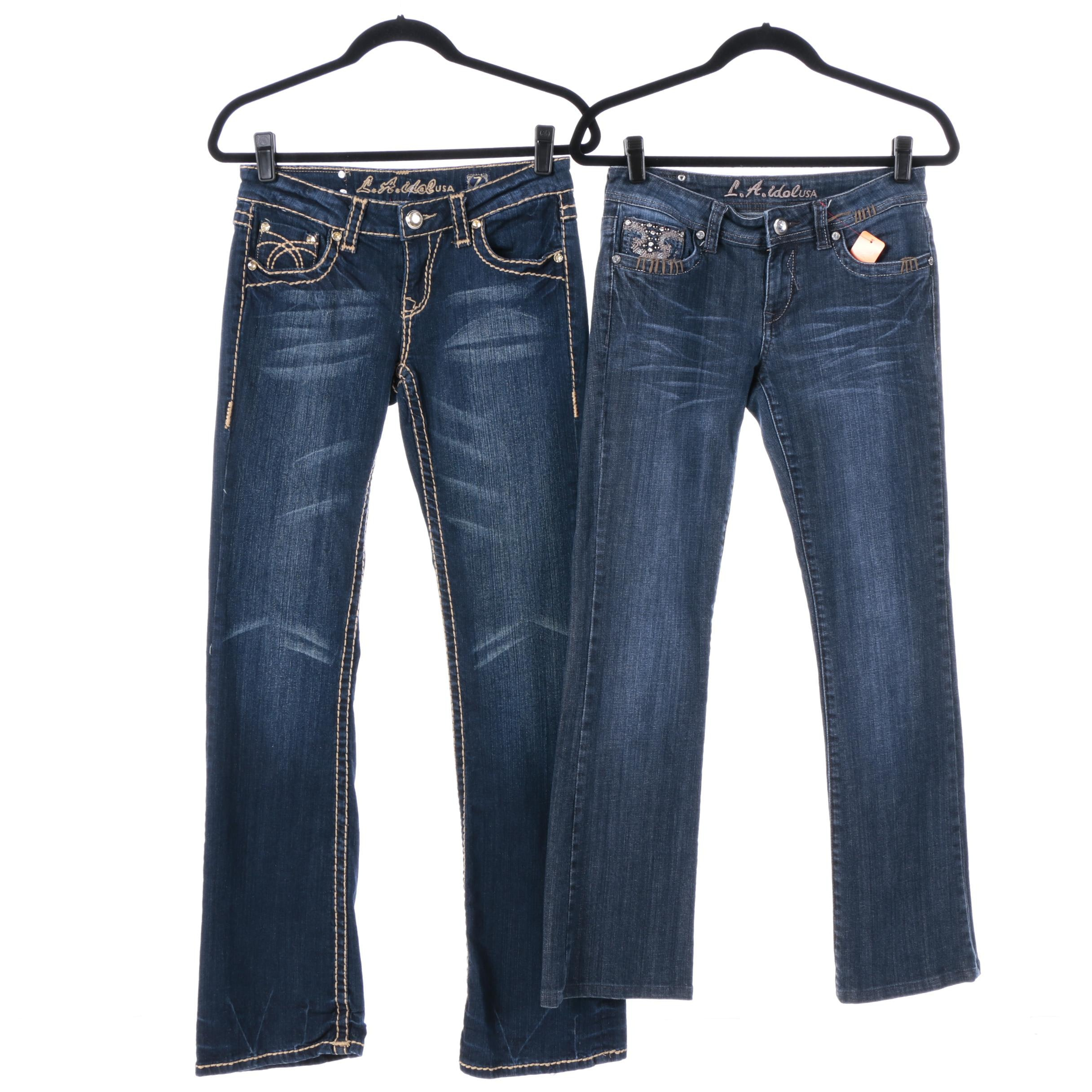 Women's L.A. Idol Jeans