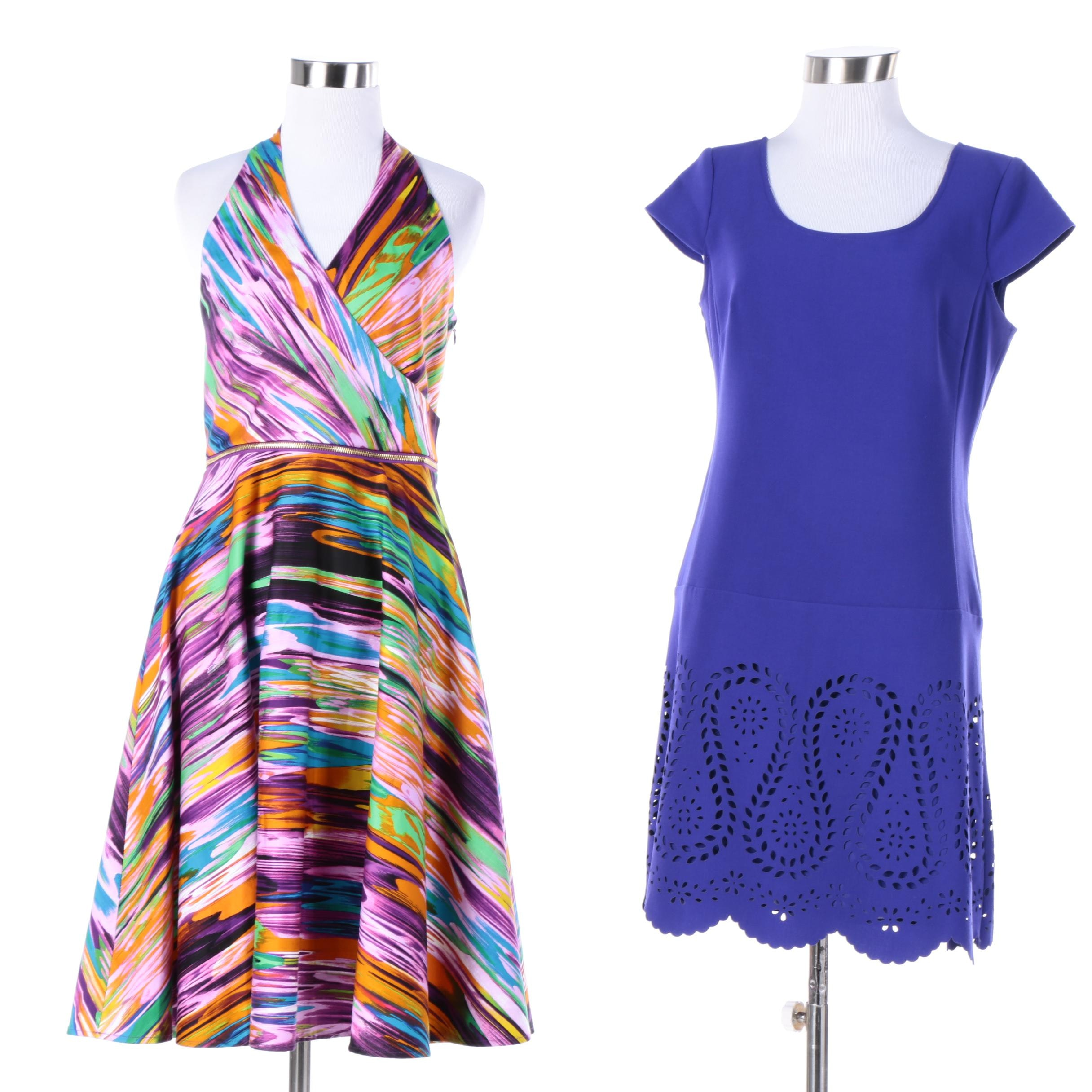 Women's Calvin Klein and Ann Taylor Dresses
