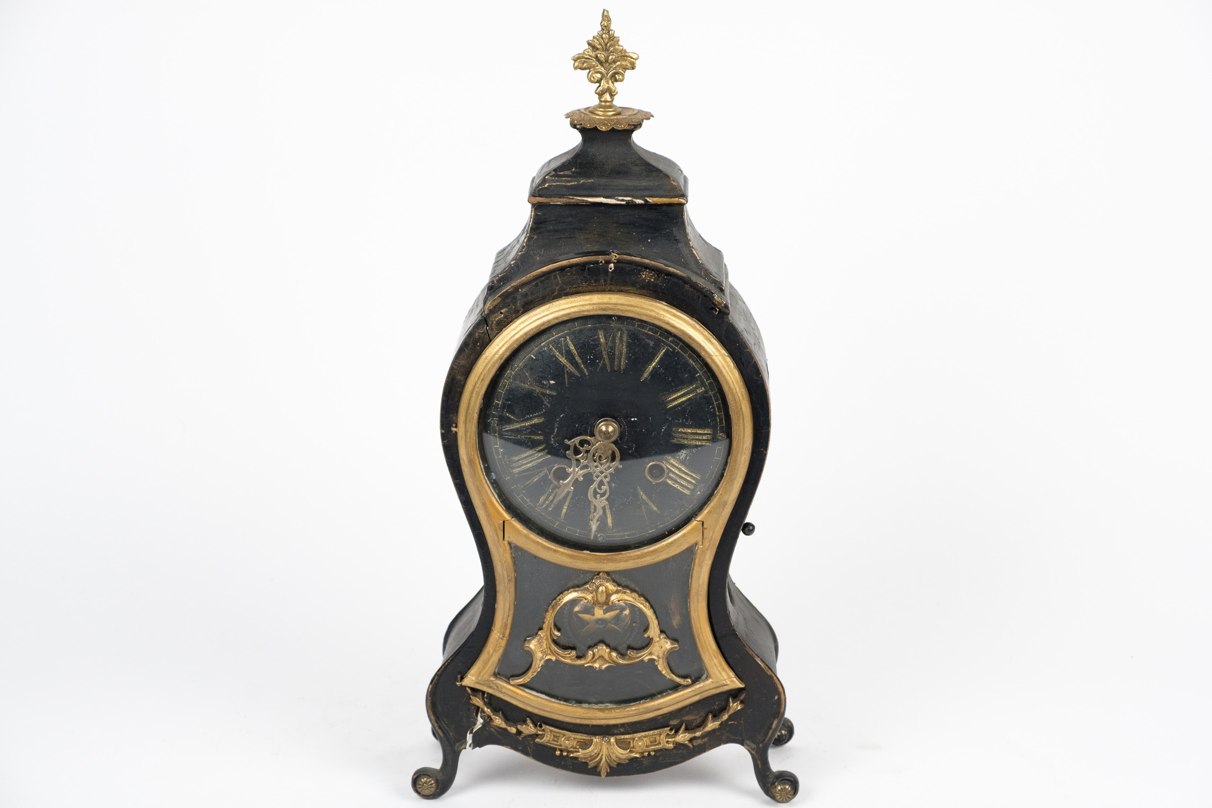 Vintage French Style Mantel Clock
