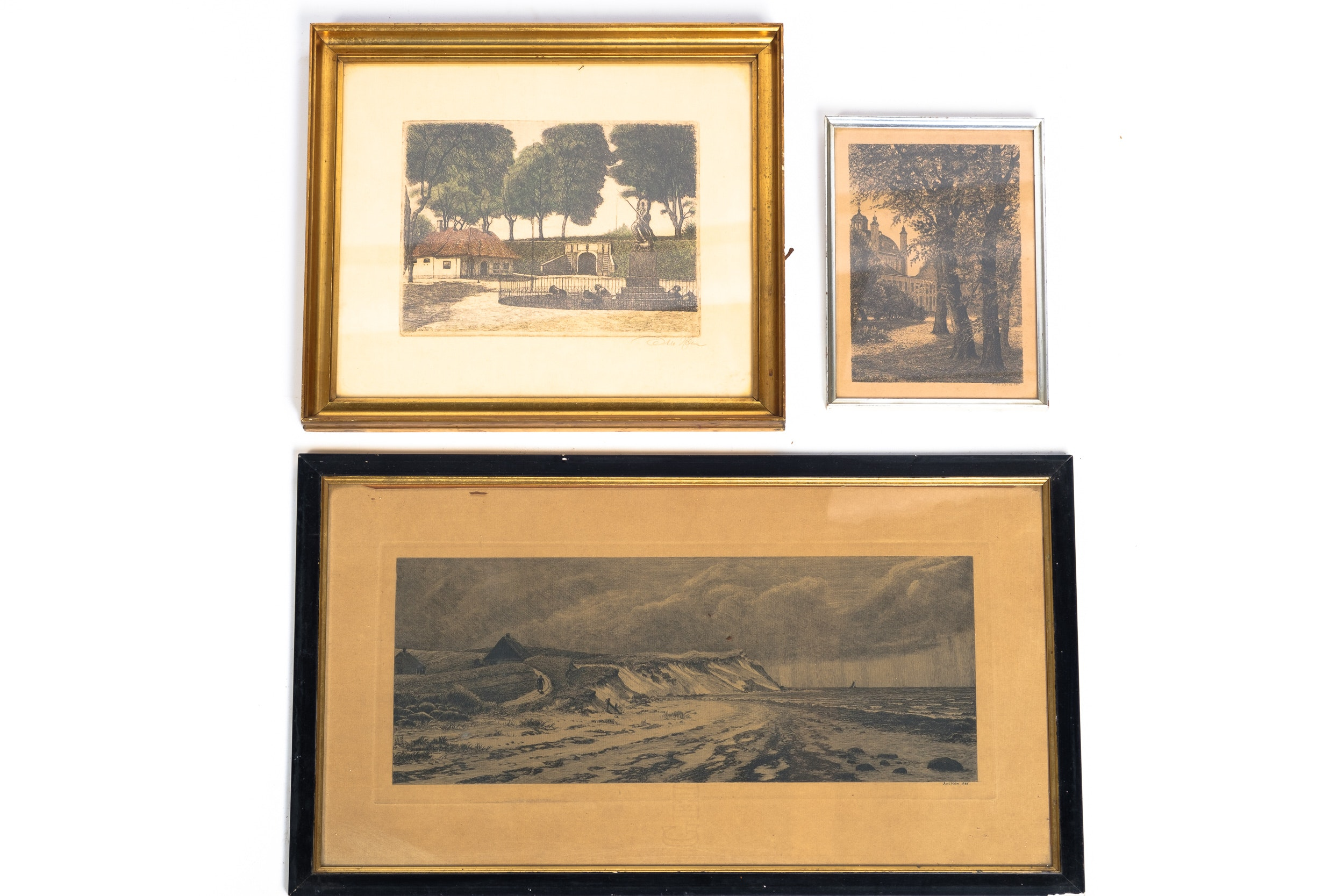 Axel Holm Landscape Prints