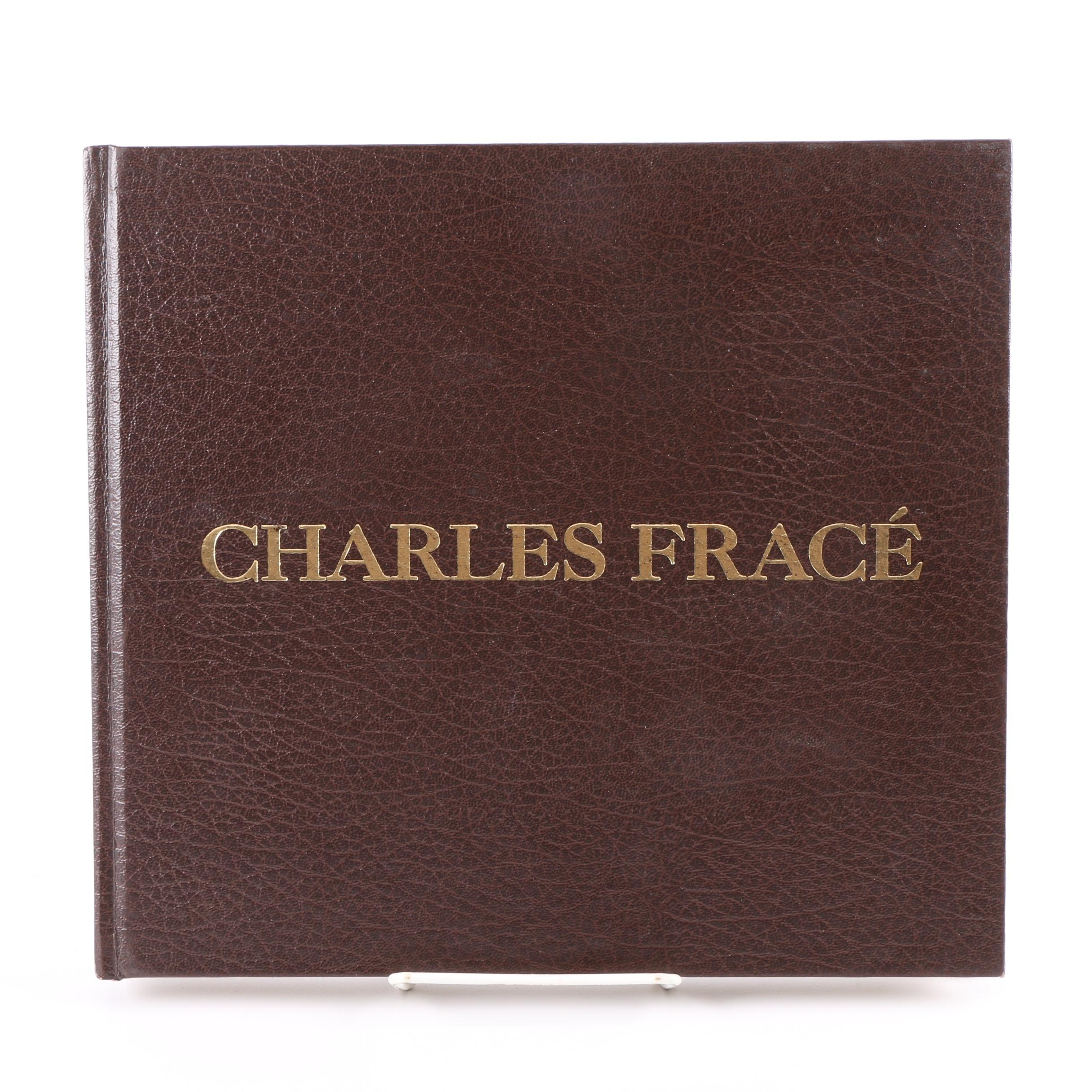 """1982 Signed Collector's Edition """"The Art of Charles Fracé"""""""