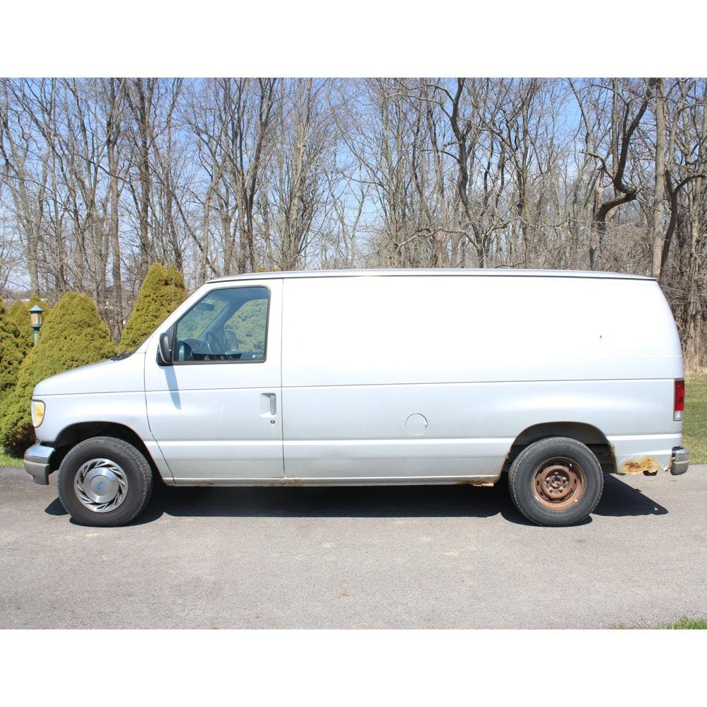 1995 Ford Econoline 150 Cargo Van