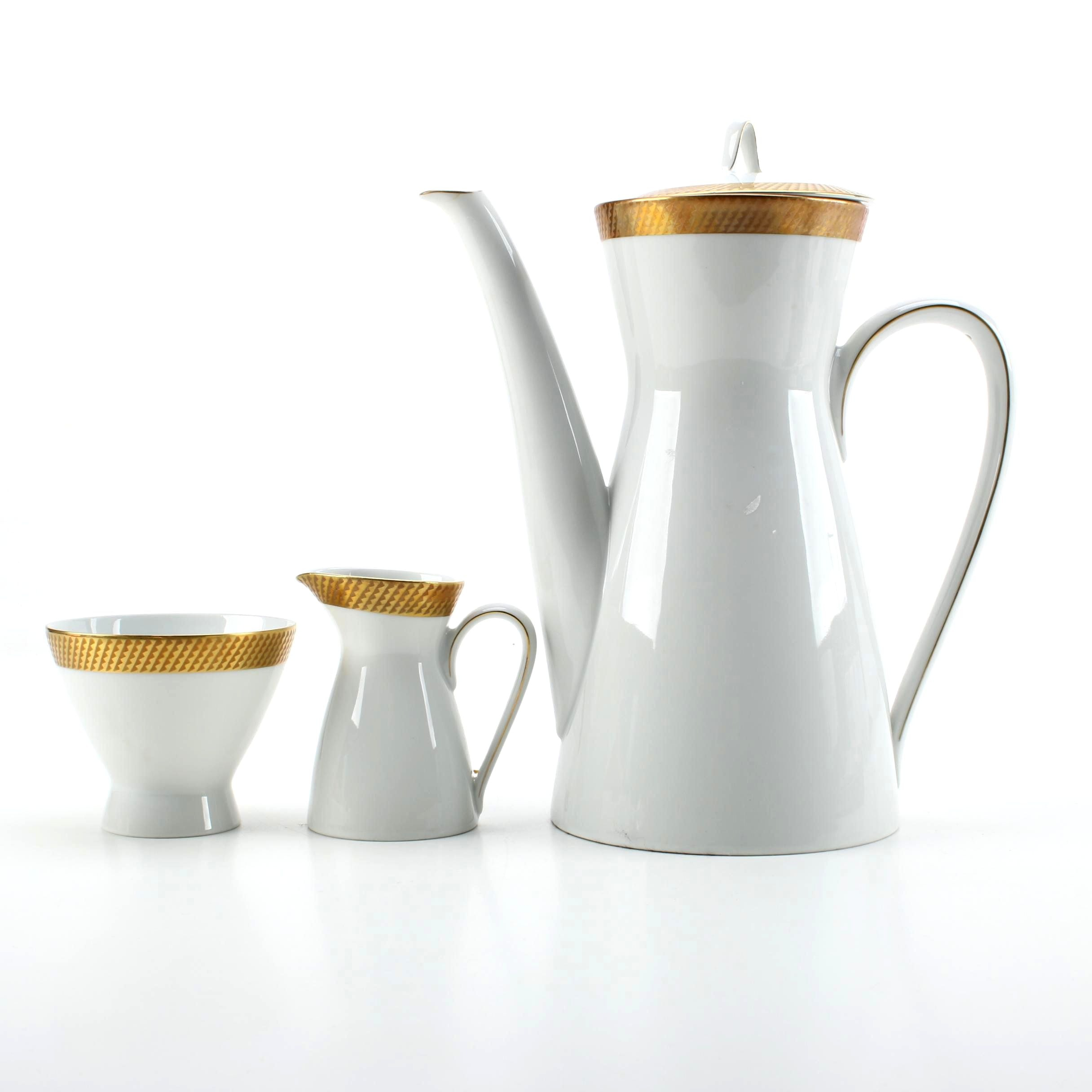 Rosenthal Porcelain Coffee Set
