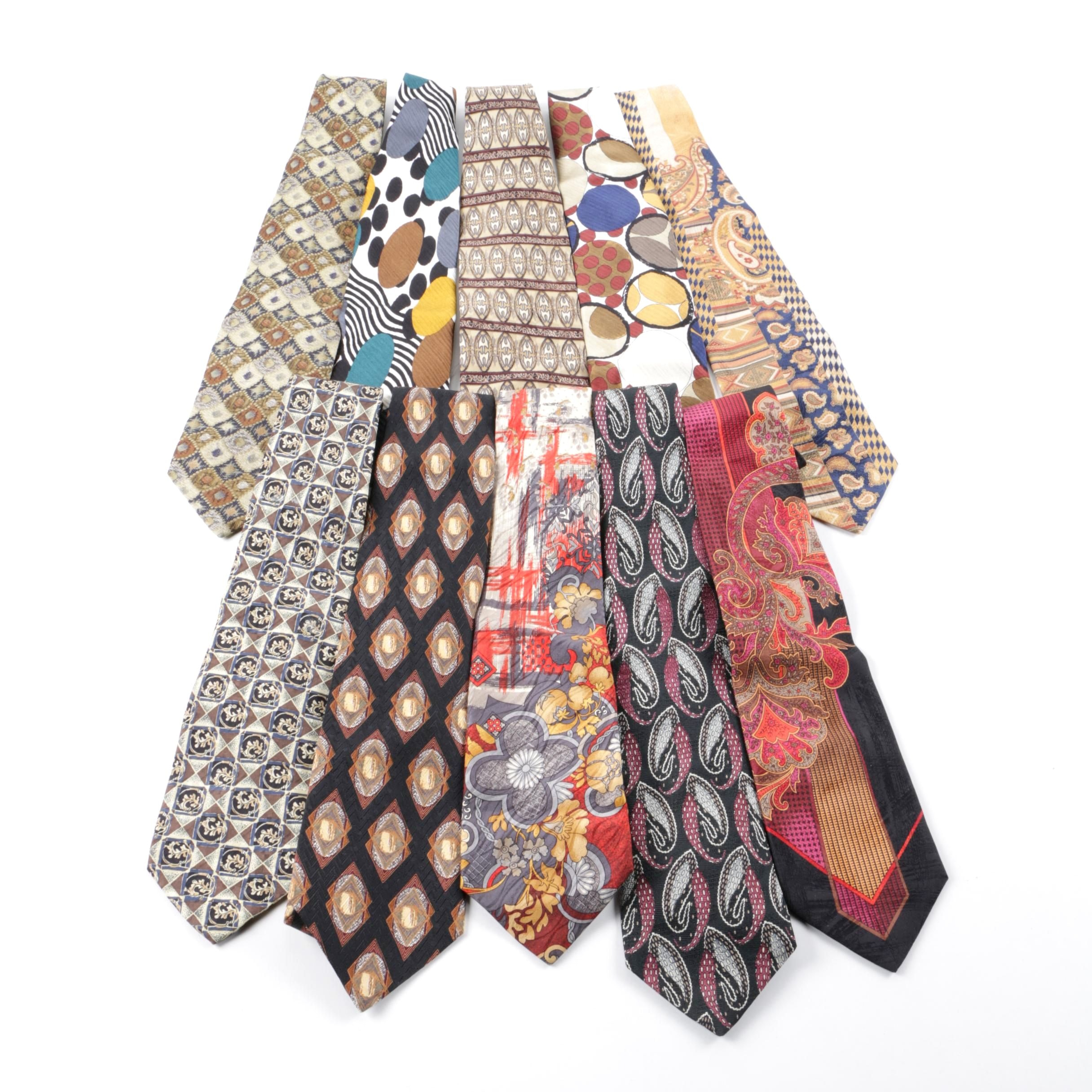 Men's Vintage Tie Assortment