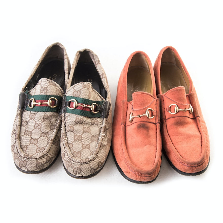 f8294190ad9 Women s Gucci Loafers   EBTH