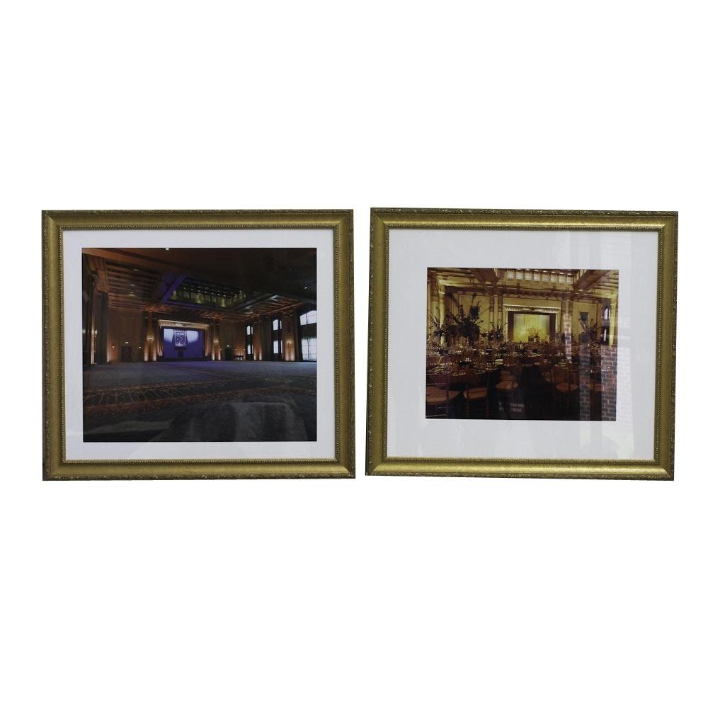 Digital Photographs of the Atlanta's Fox Theatre