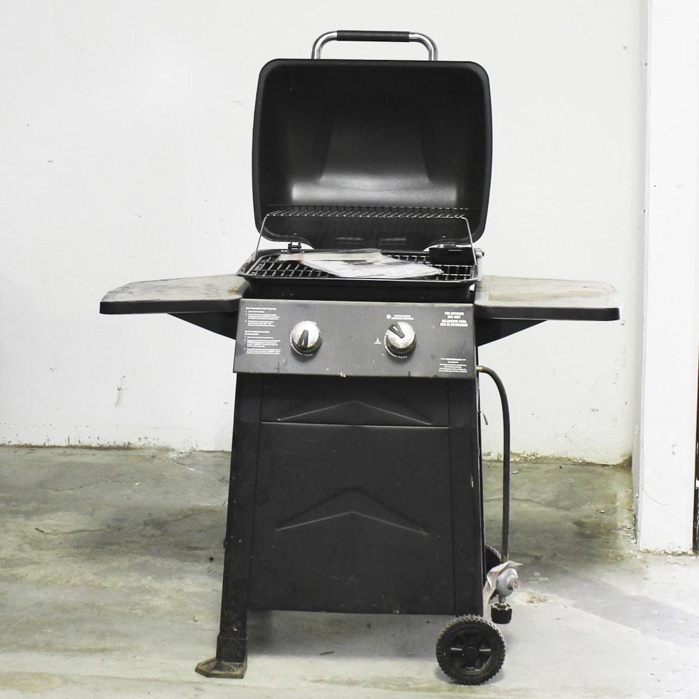 Brinkmann Two-Burner Gas Grill