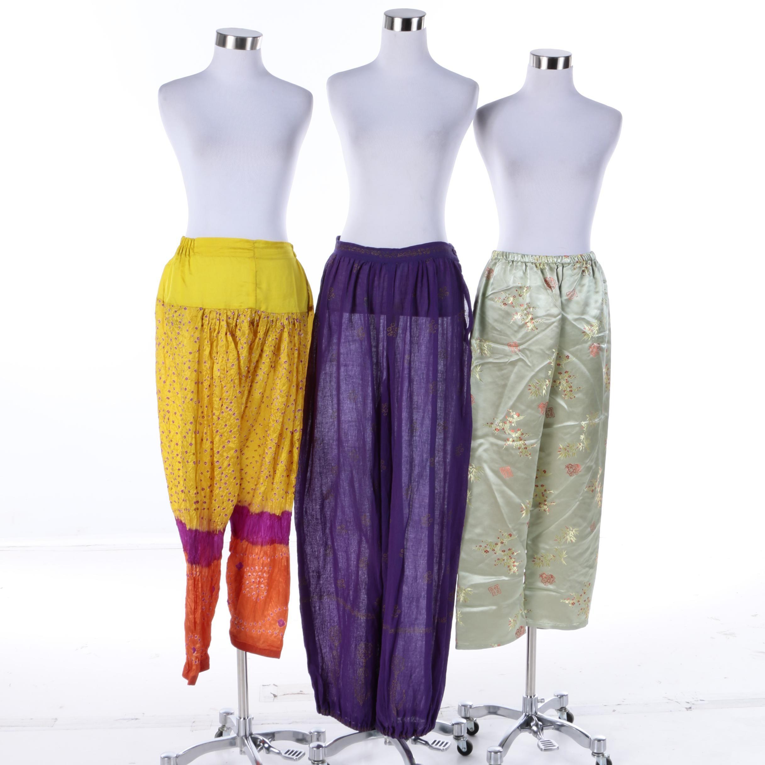 Women's Colorful Pants